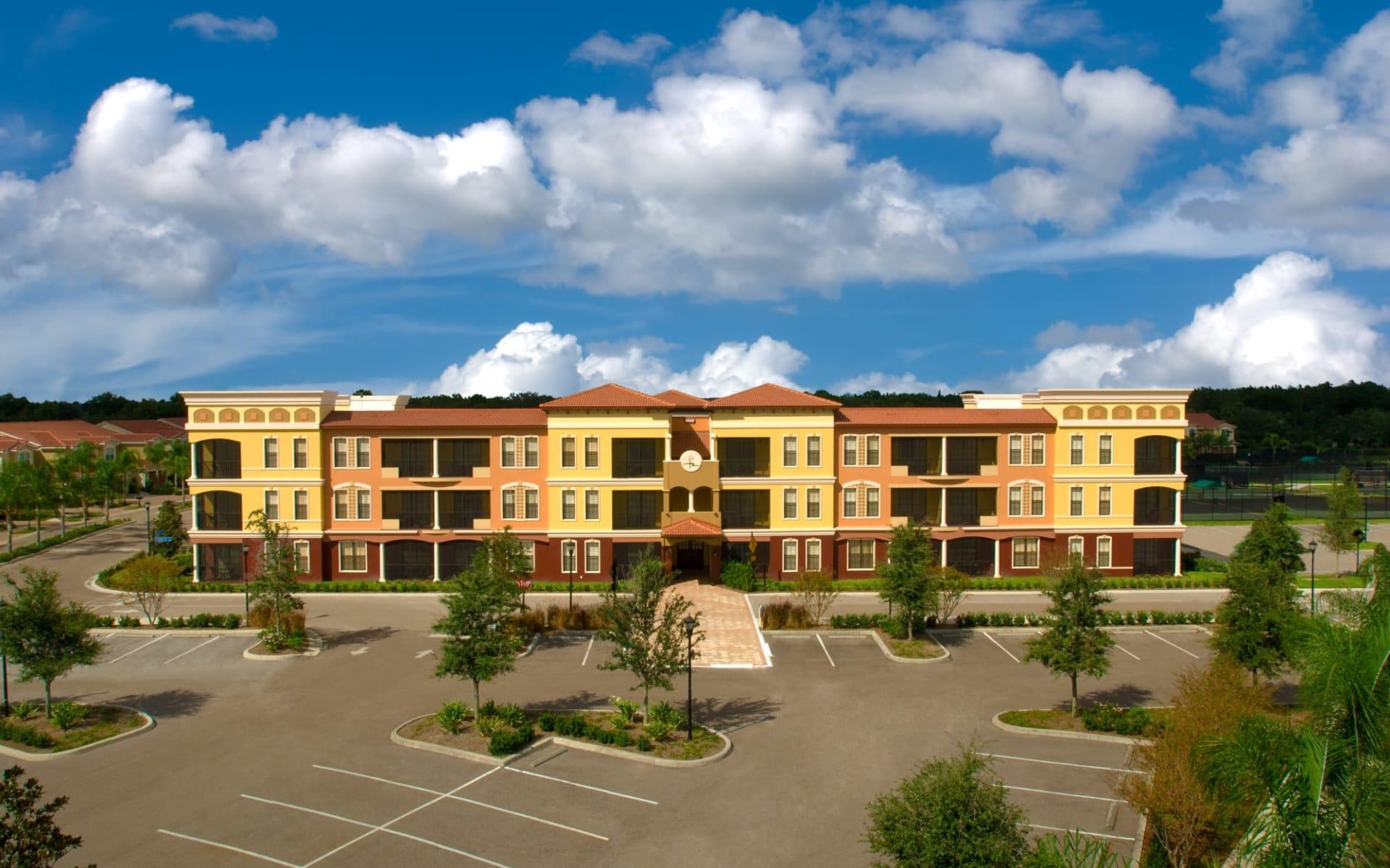 Emerald Condo Resort in Bradenton Beach: Emerald Condo Resort - Aussenansicht