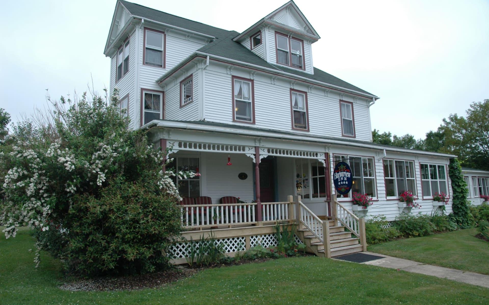 Harbourview Inn in Digby - Smiths Cove: Aussenansicht