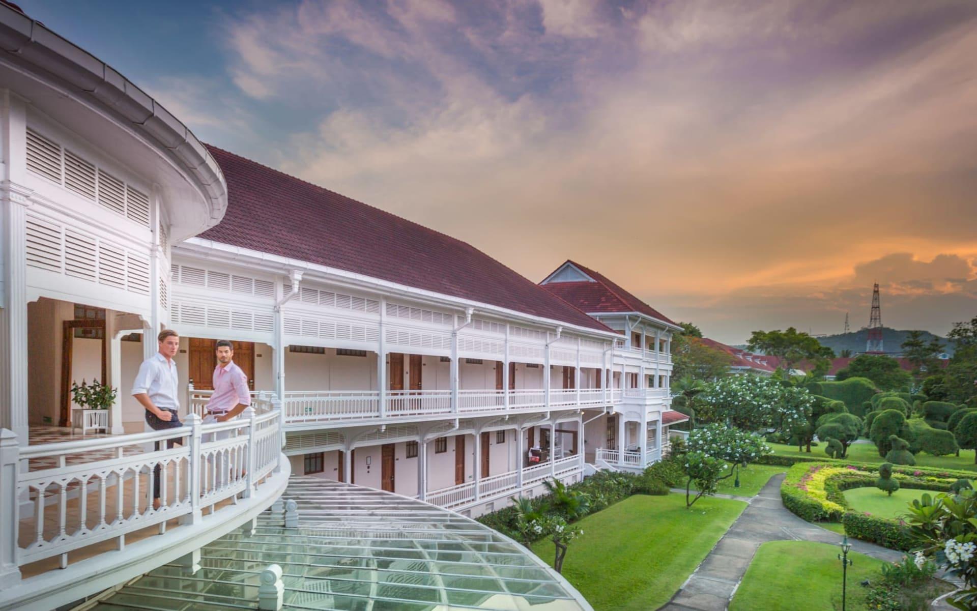 Centara Grand Beach Resort & Villas Hua Hin: Exterior