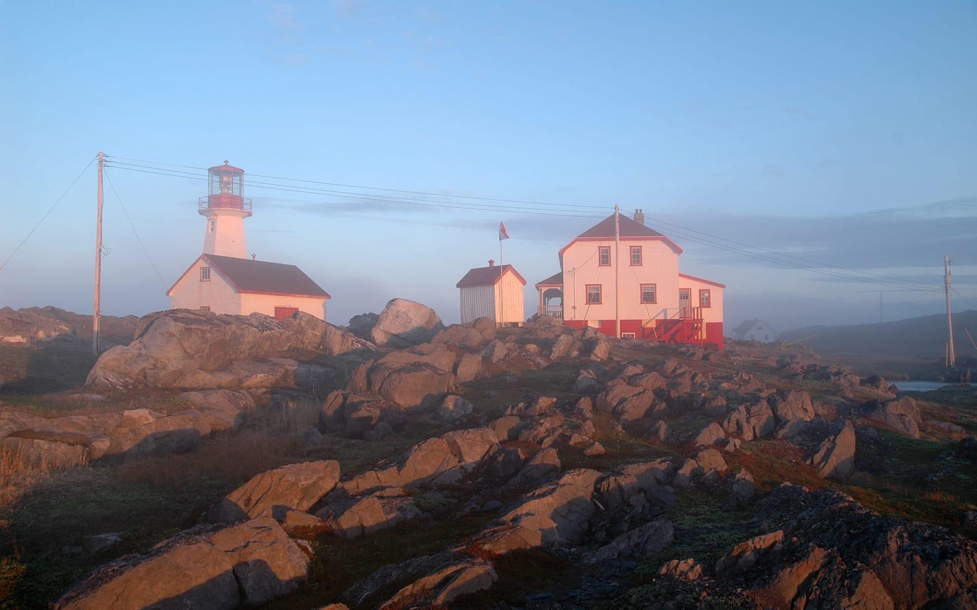 Quirpon Lighthouse Inn in Quirpon Island:  Exterior_4
