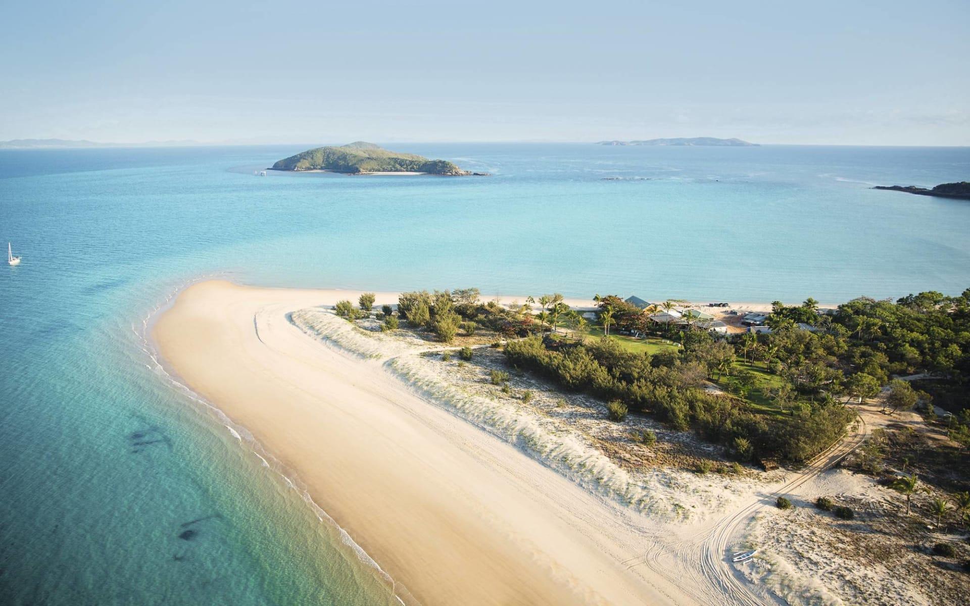 Great Keppel Island Hideaway:  Exterior Australien Queensland Great Keppel Island Great Keppel Island Hideaway von oben 2019