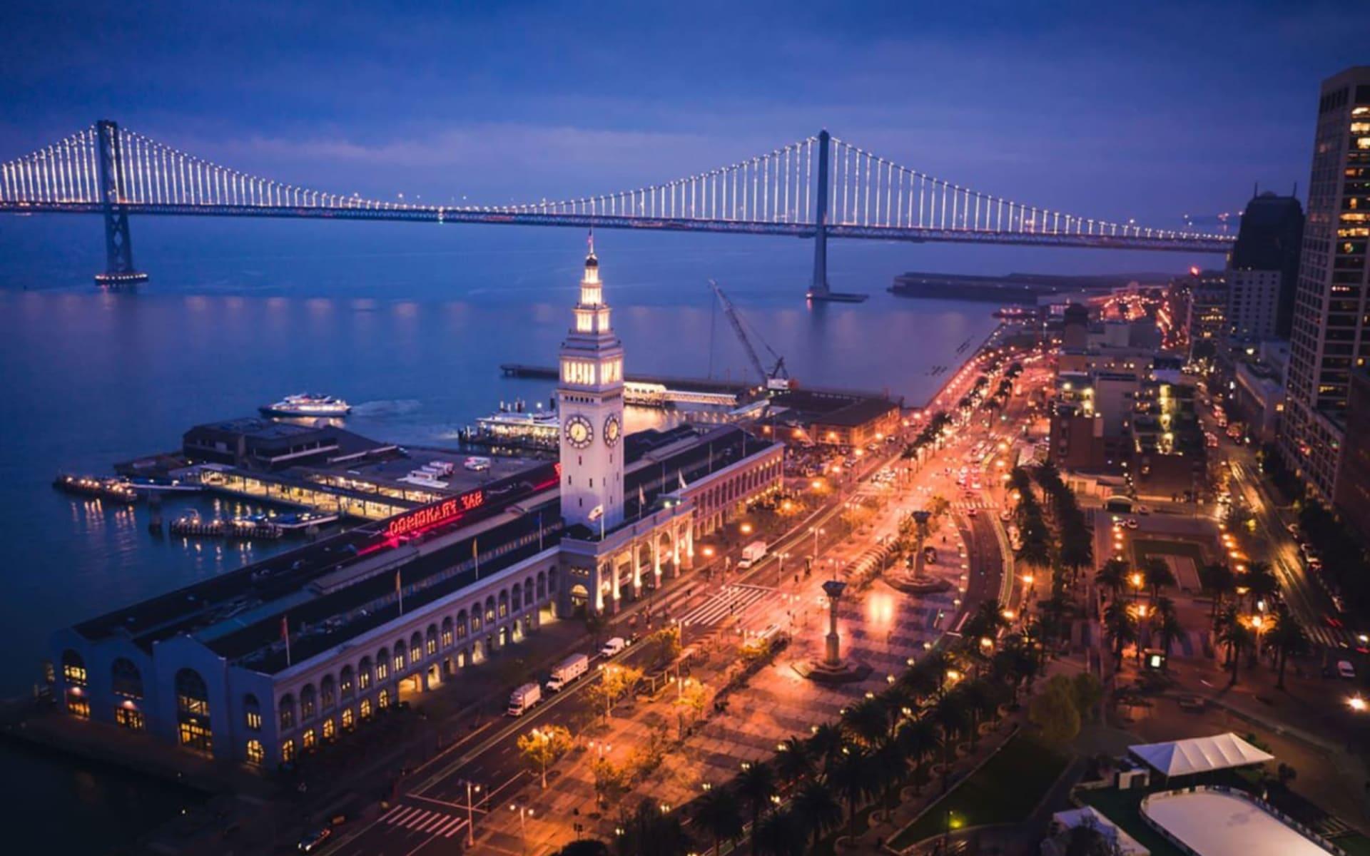 Hotel Caza Fisherman's Wharf in San Francisco:  exterior: Caza Fisherman's Wharf_Aussenansicht_HOTELWEBSITE