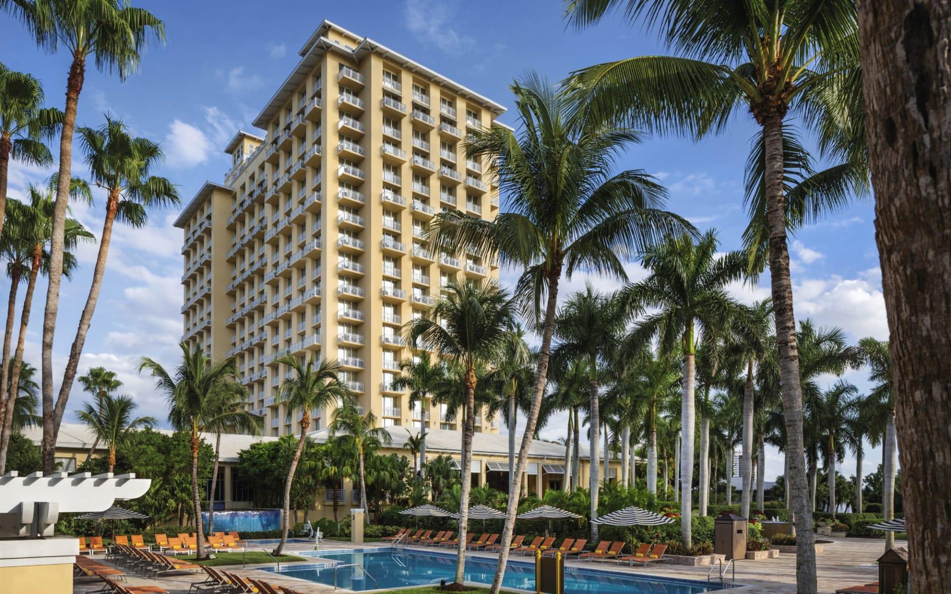 Hyatt Regency Coconut Point Resort & Spa in Bonita Springs: Aussenansicht