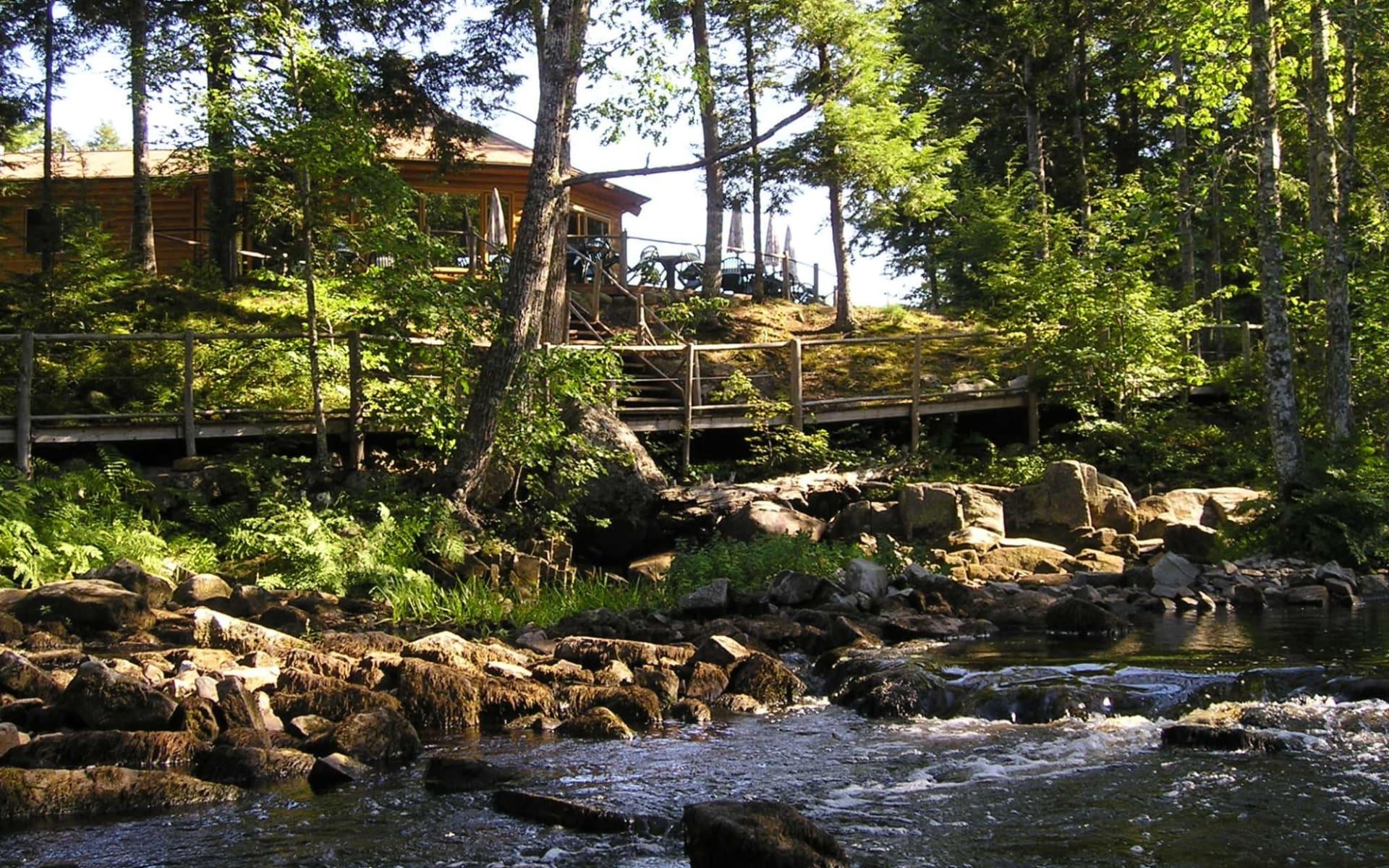 Mersey River Chalets & Nature Retreat in Caledonia: Aussenansicht