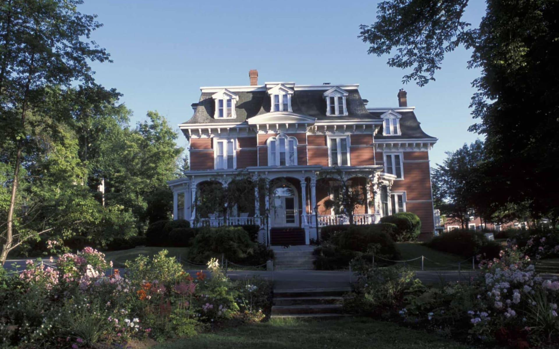 Blomidon Inn in Wolfville: Aussenansicht