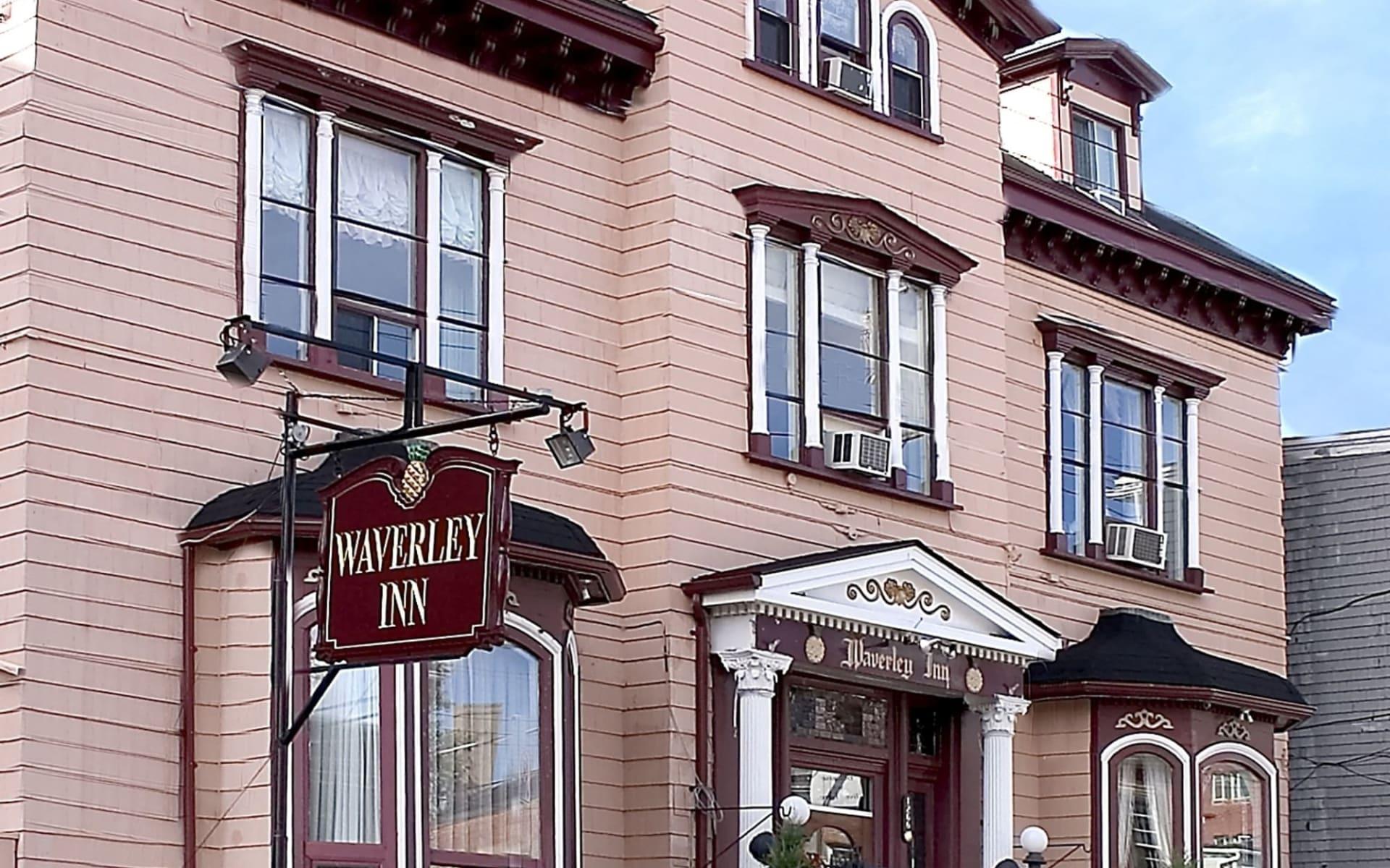 Halifax's Waverley Inn:  Exterior_web
