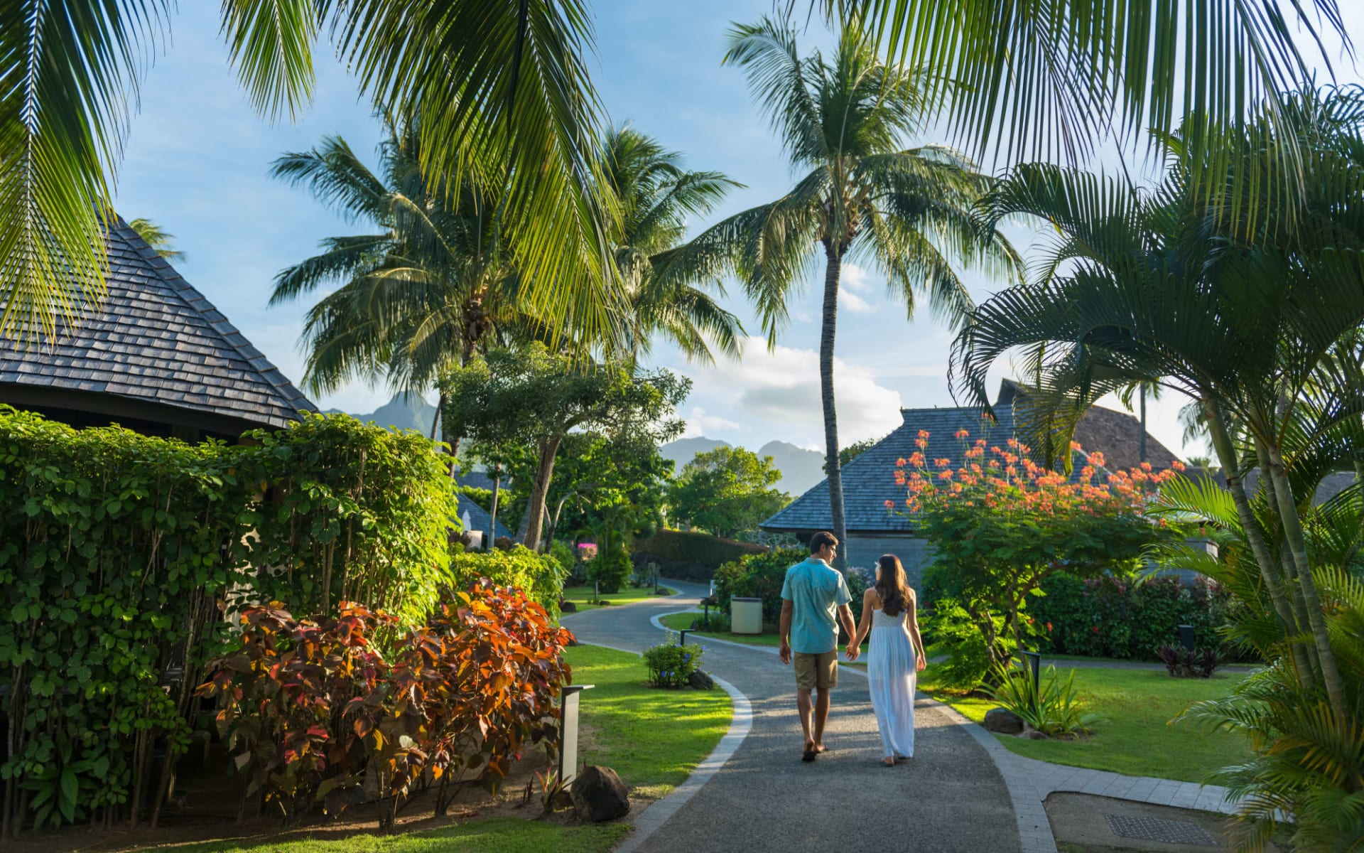 Hilton Moorea Lagoon Resort & Spa:  Garden Lifestyle 02