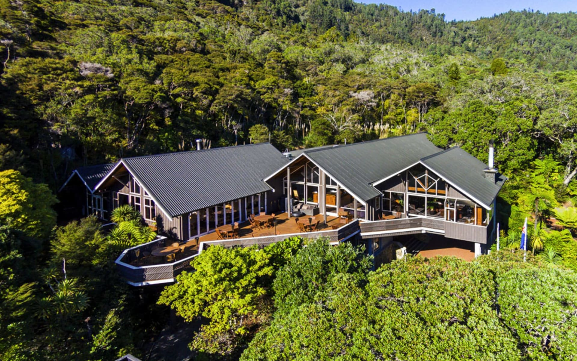 Grand Mercure Puka Park Resort in Pauanui: exterior Grand Mercure Puka Park Resort - Aussenansicht Hotel CAccor