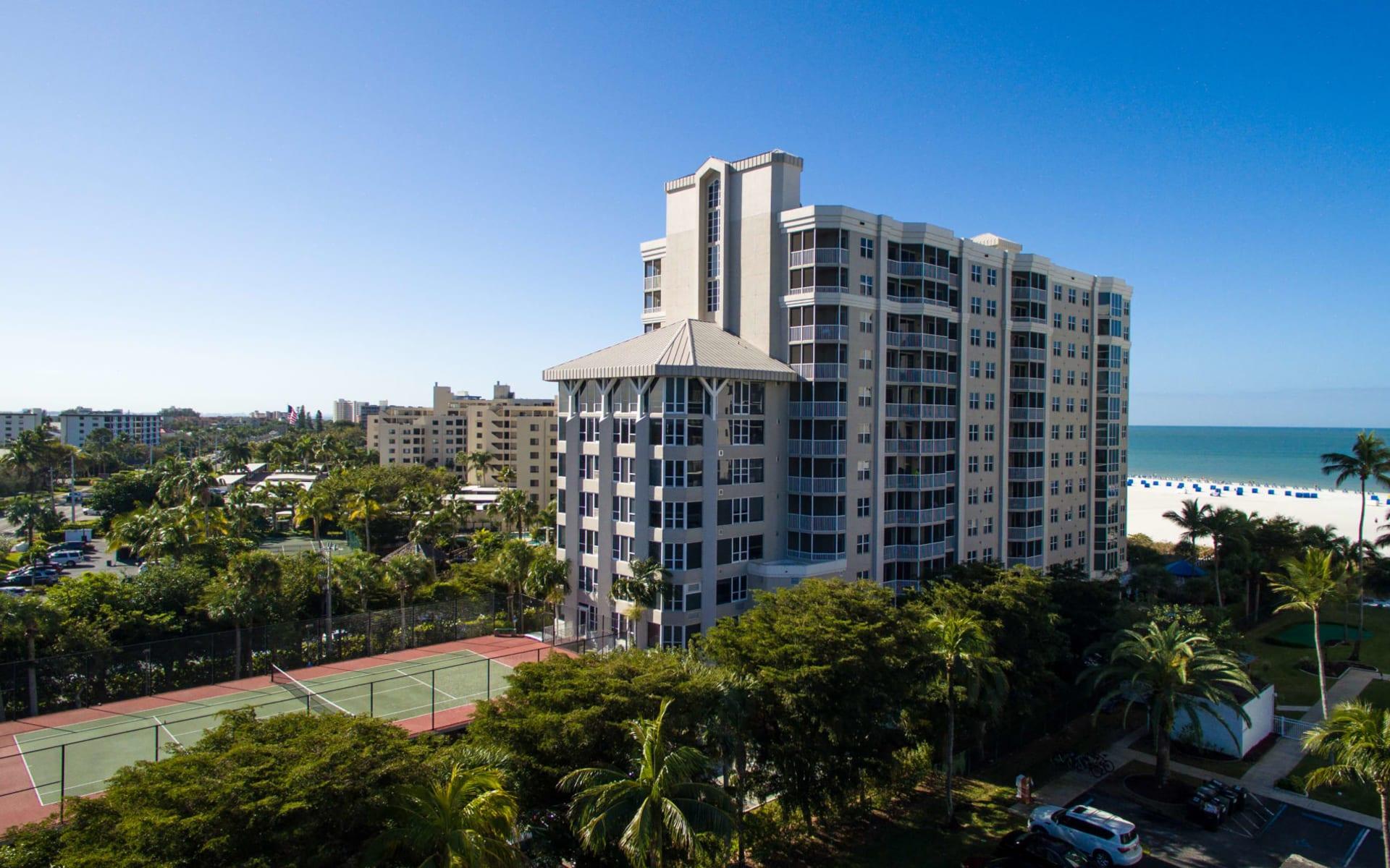 Gullwing Beach Resort in Fort Myers:  Gullwing Beach Resort - Aussenansicht