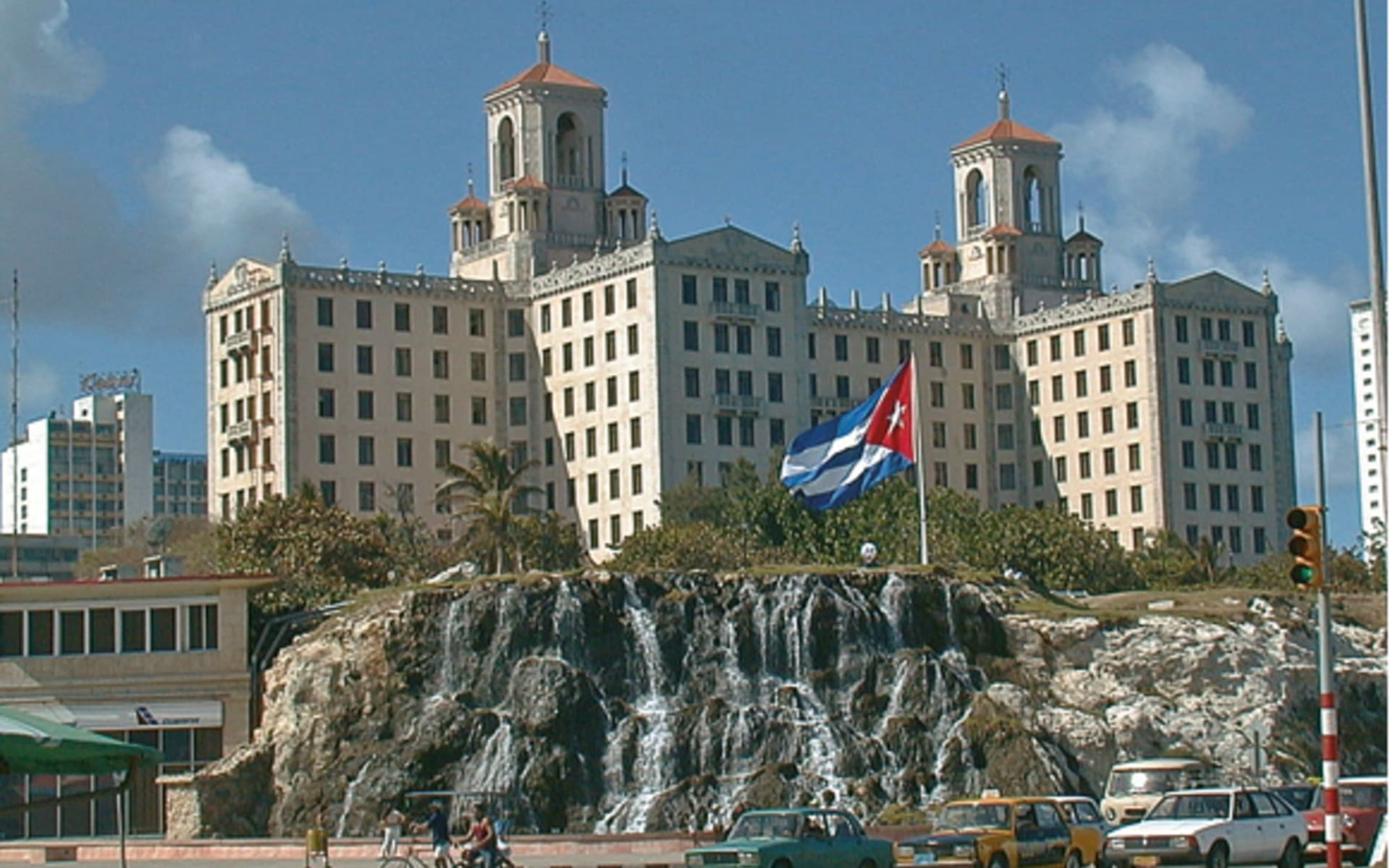 Hotel Nacional de Cuba in Havanna: Havanna_Hotel Nacional_View