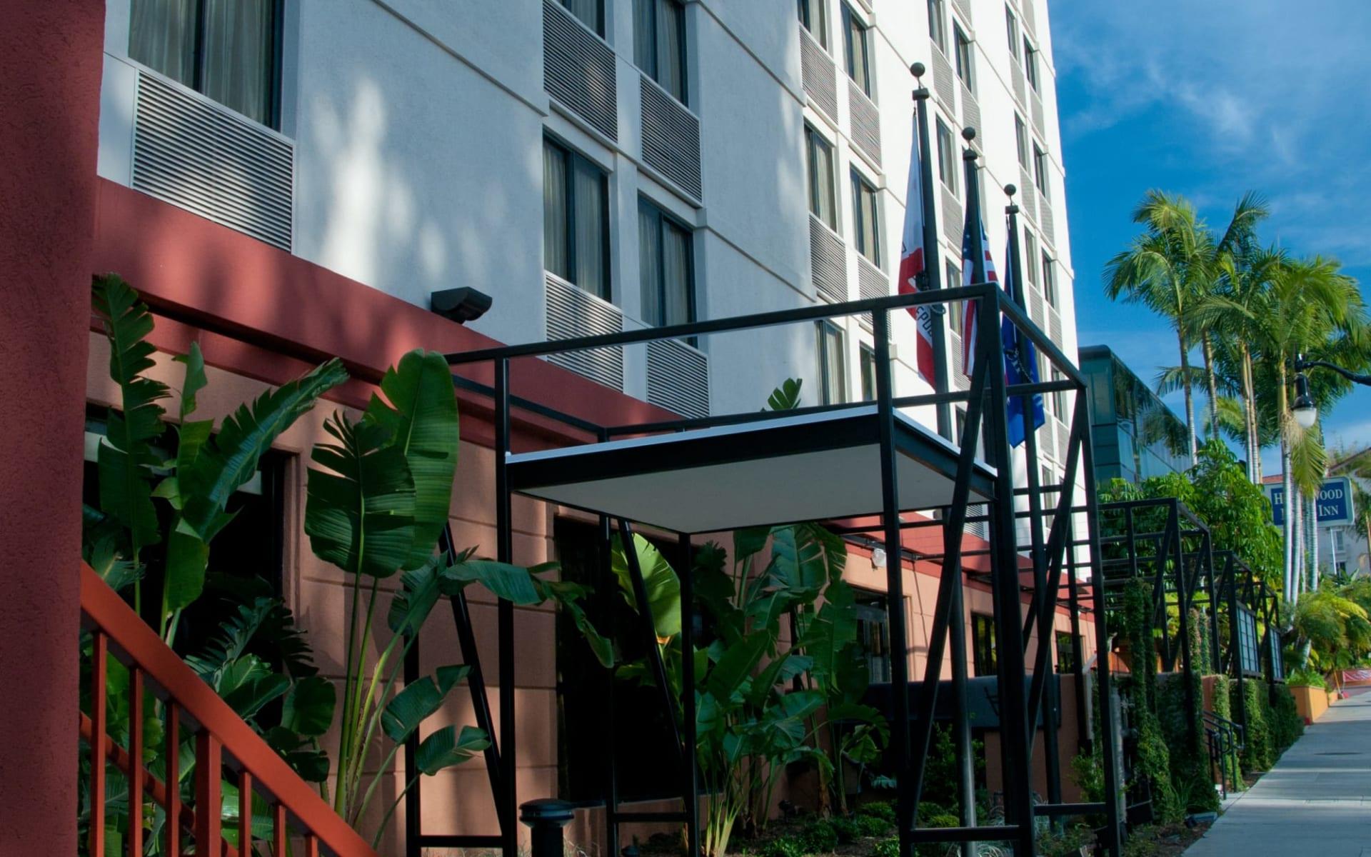 Hilton Garden Inn Los Angeles/Hollywood:  Hilton Garden Inn Hollywood - Aussenansicht