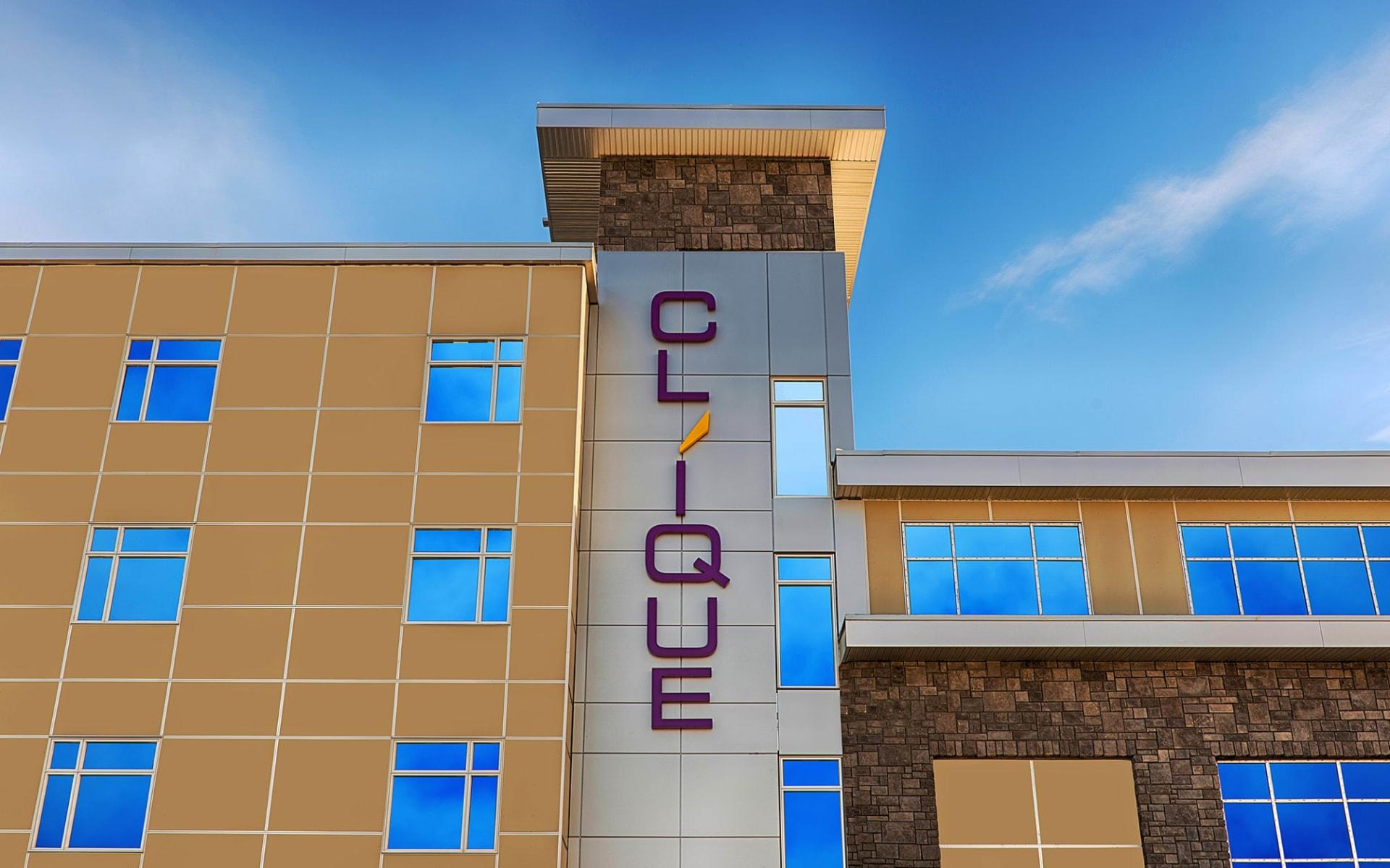 Hotel Clique Calgary Airport:  Hotel Clique Calgary Airport