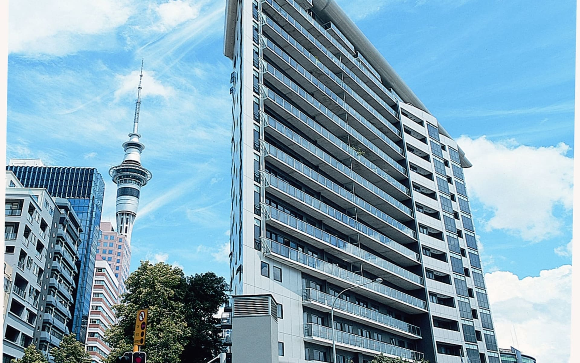 Grand Chancellor Auckland City:  Hotel Grand Chancellor AKL