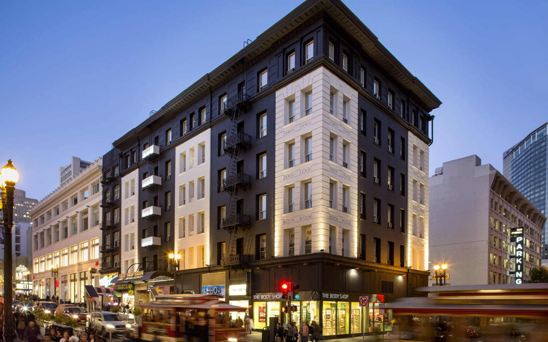 Hotel Union Square in San Francisco: Exterior_Hotel Union Square_Aussenansicht_ATI