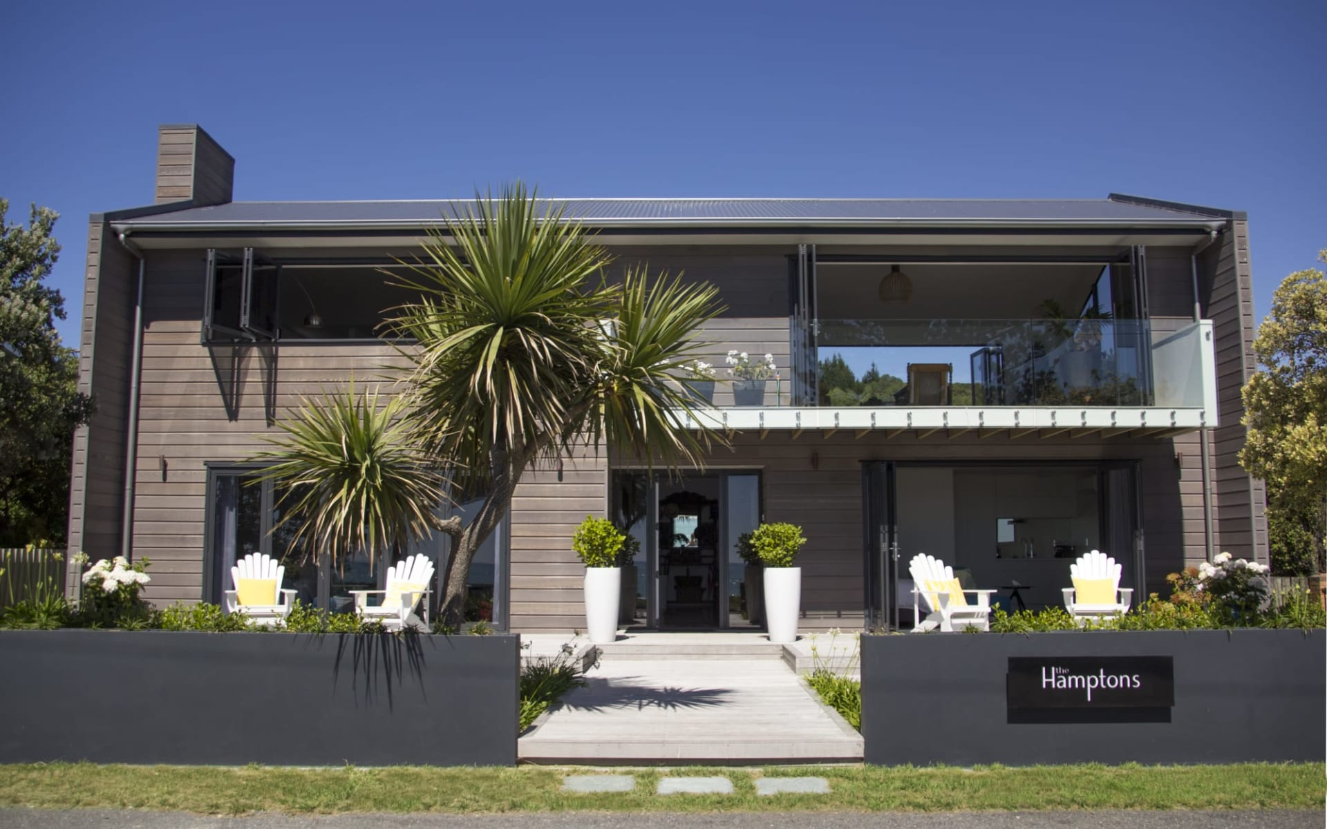 The Hamptons in Kaikoura:  house