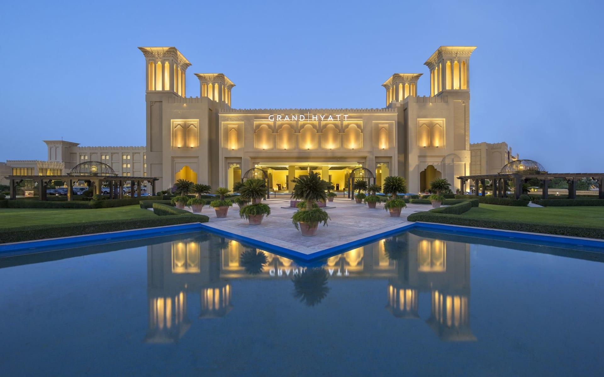 Grand Hyatt in Doha: