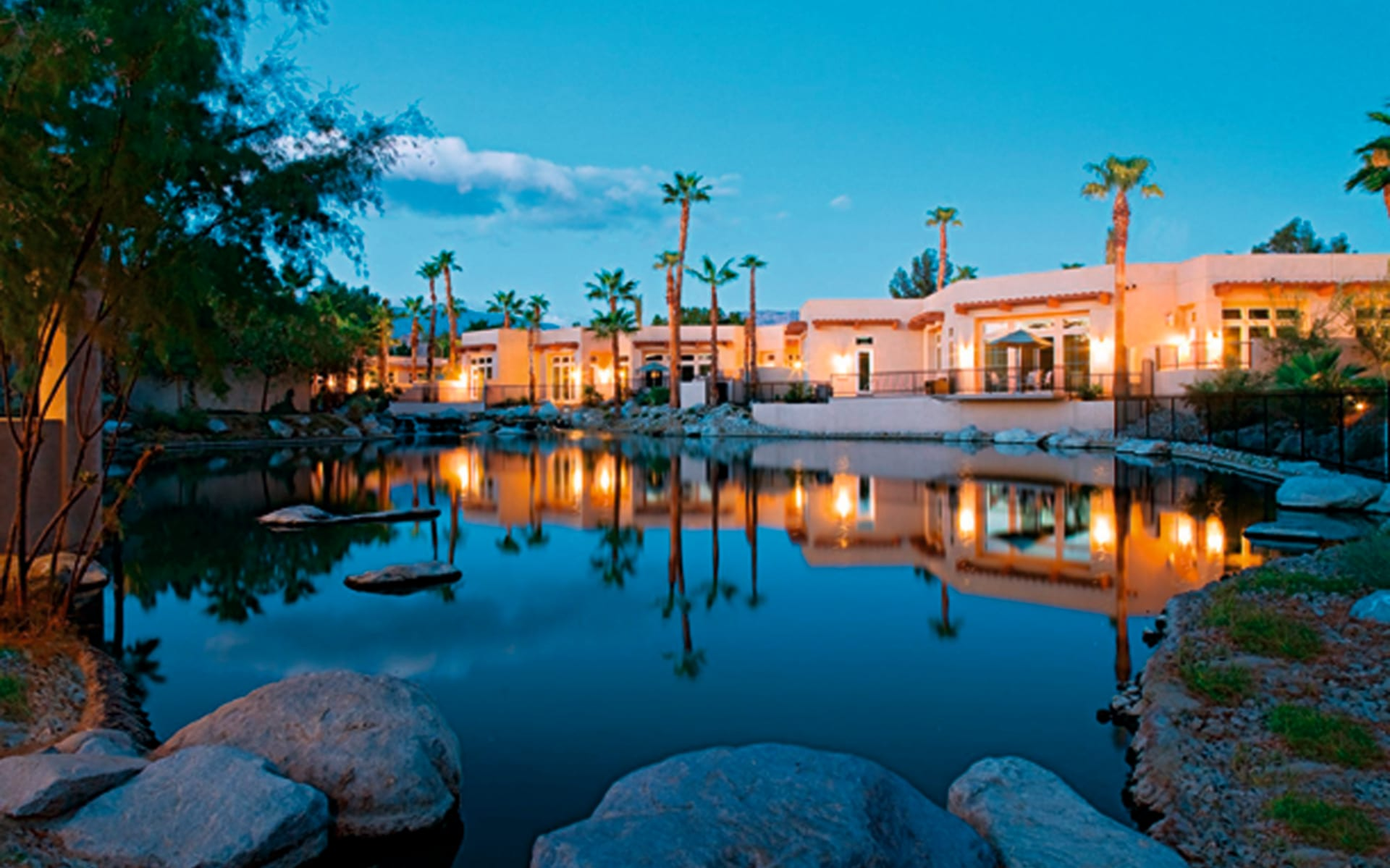Hyatt Regency Indian Wells Resort & Spa: exterior hyatt regency indian wells resort and spa see hotel palmen