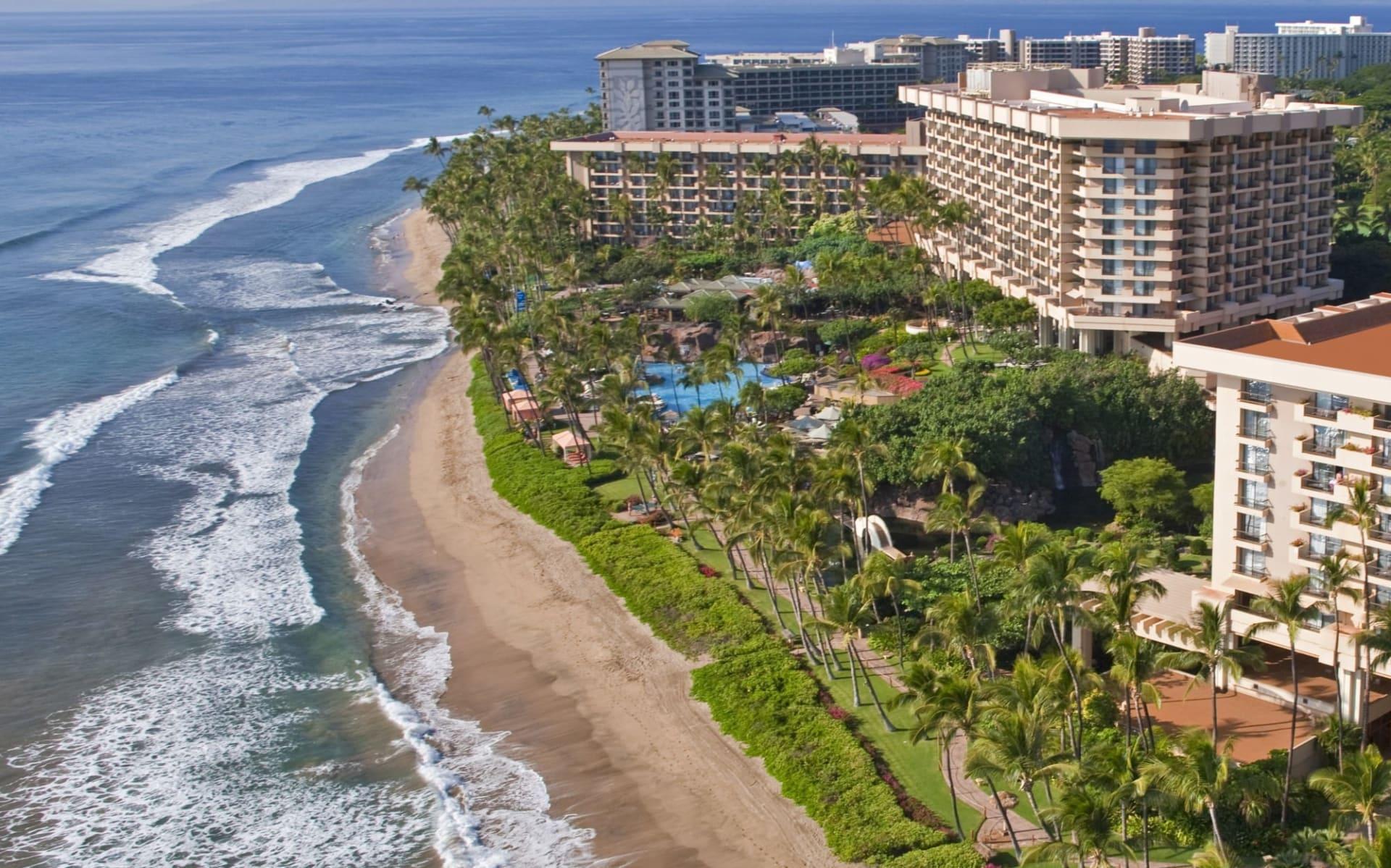 Hyatt Regency Maui Resort & Spa in Lahaina - Maui: Exterior_Hyatt Regency Maui_Aussenansicht 2_ATI