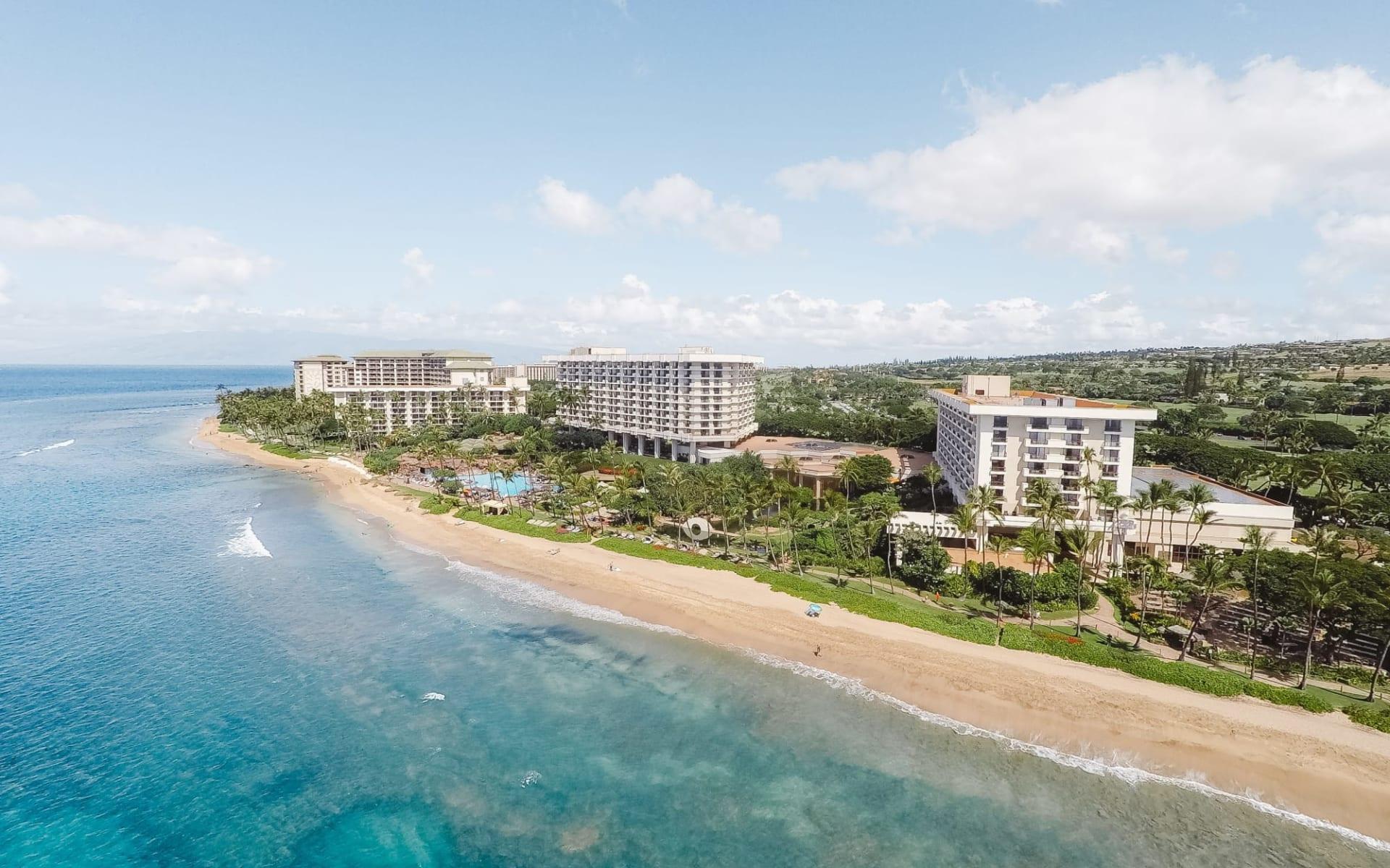 Hyatt Regency Maui Resort & Spa in Lahaina - Maui: Exterior_Hyatt Regency Maui_Aussenansicht_ATI