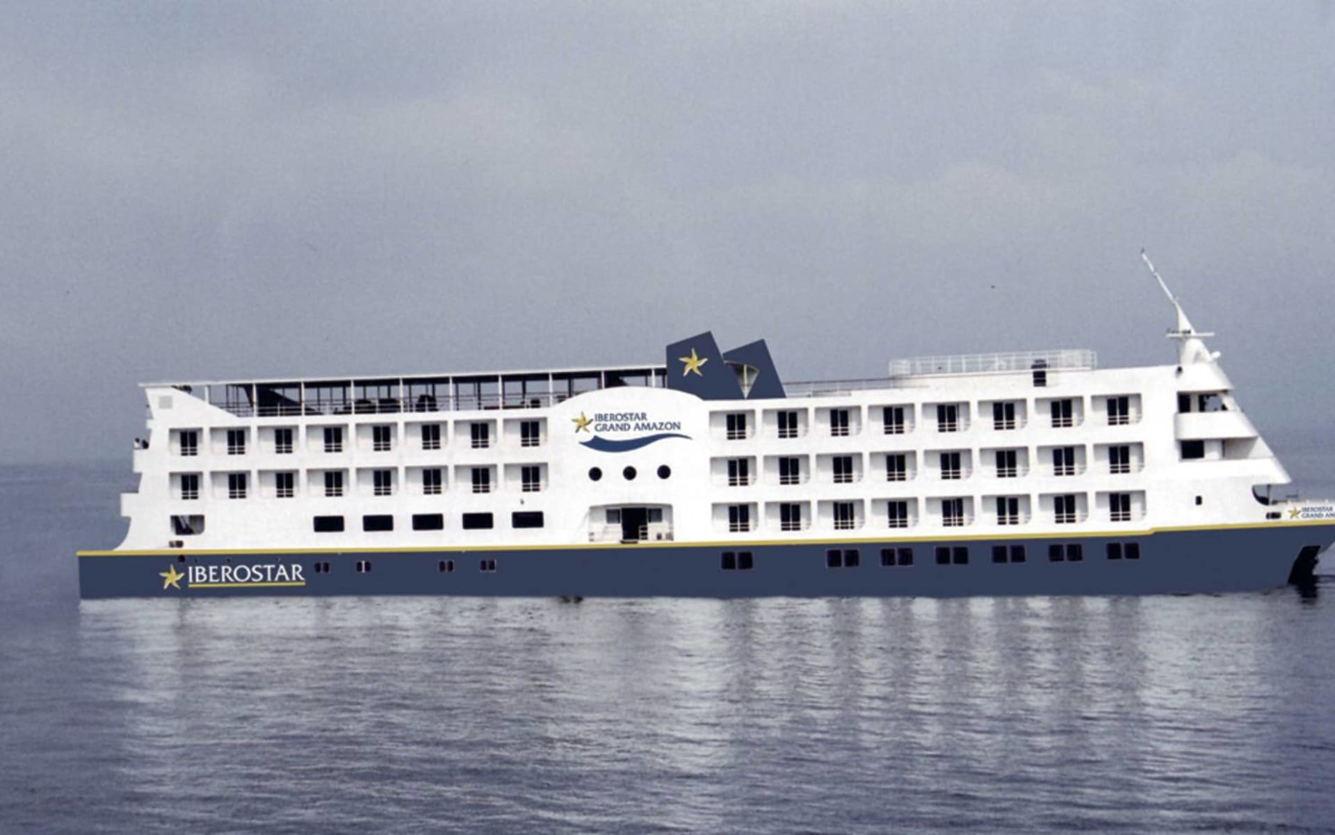 Iberostar / Rio Solimoes Programm ab Manaus: exterior: Iberostar - Aussenansicht