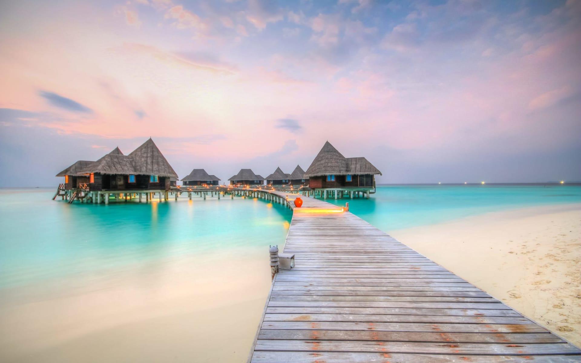 Coco Palm Dhuni Kolhu in Baa-Atoll: Lagoon Villas
