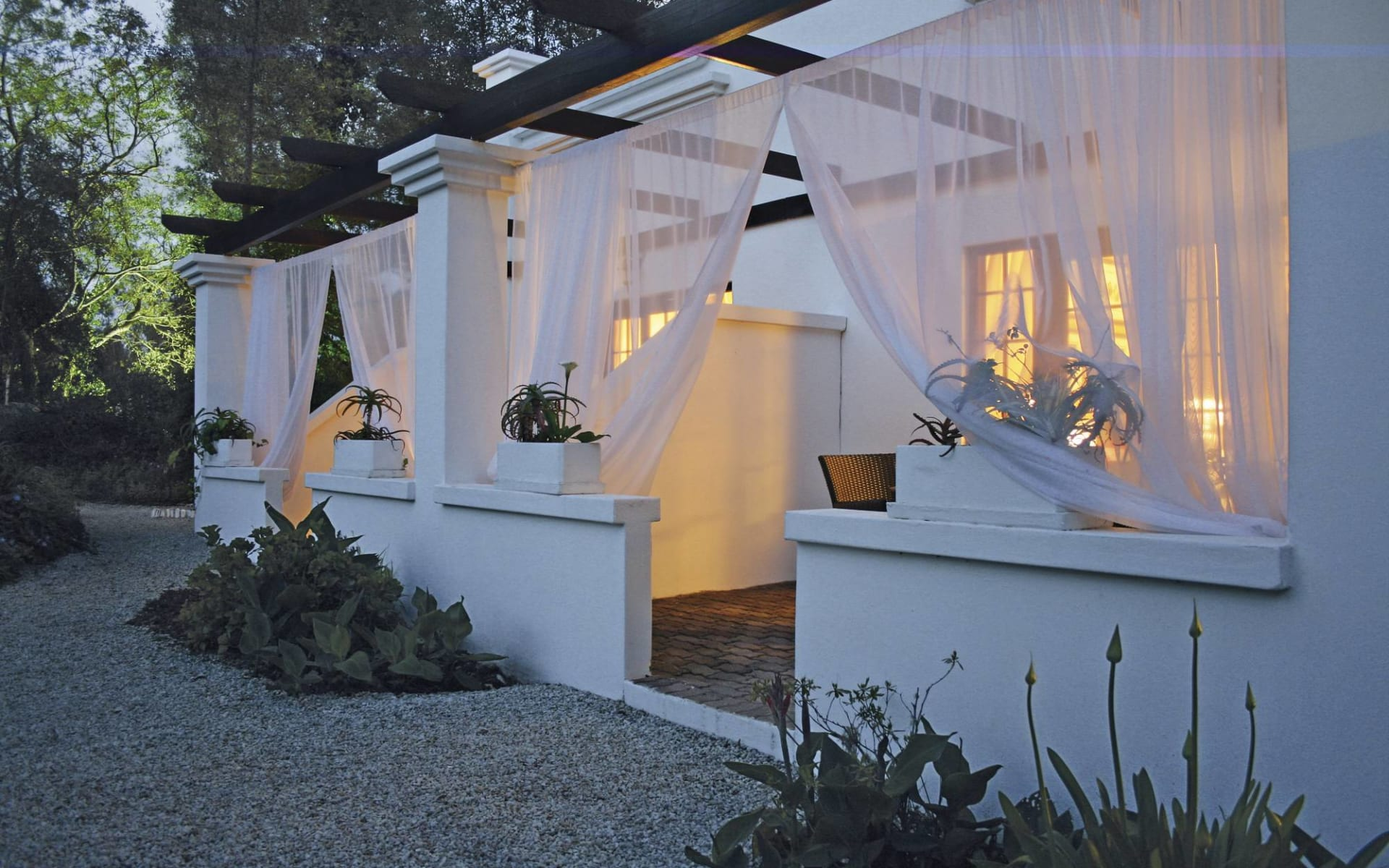 Lairds Lodge Country Estate in Plettenberg Bay:  Lairds Lodge