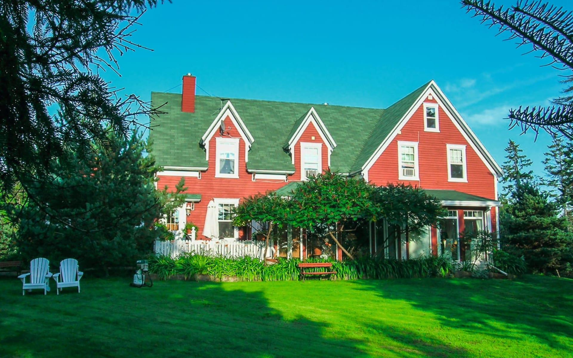 Little Shemogue Inn: Exterior_Little Shemogue Country Inn, Shediac (NB)