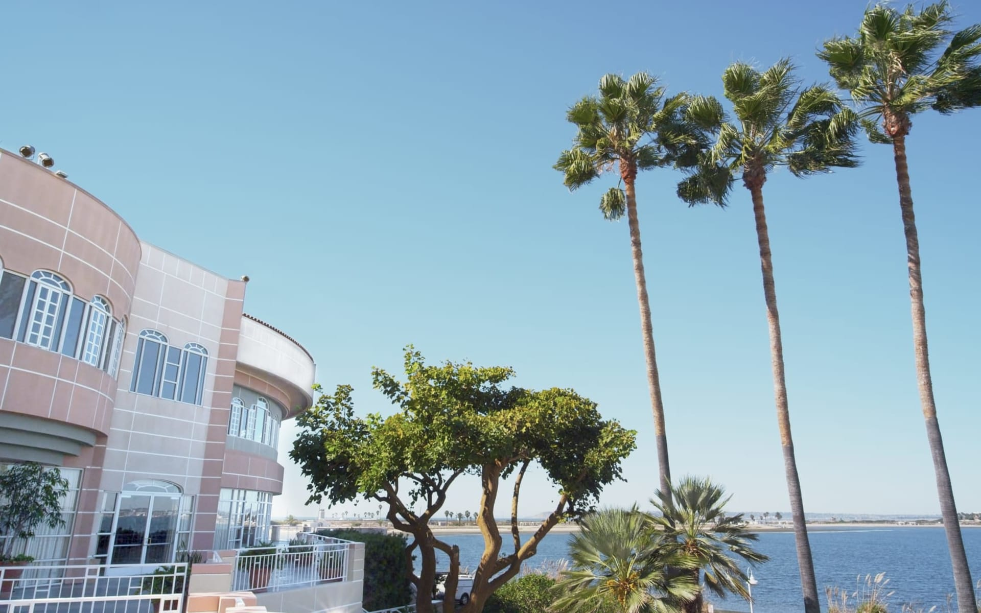Loews Coronado Bay Resort in San Diego:  Loews Coronado Bay - 59261817-H1-SD_Mezz_View_Final