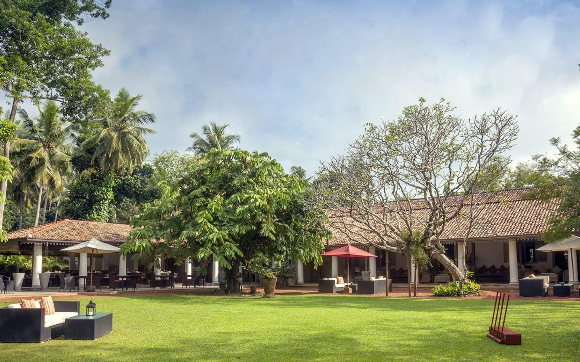 The Wallawwa in Colombo: Main Hotel