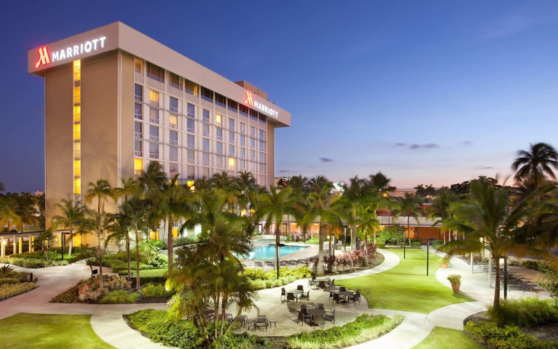 Marriott Miami Airport: Exterior_Marriott MIA Airport_Aussenansicht_ATI