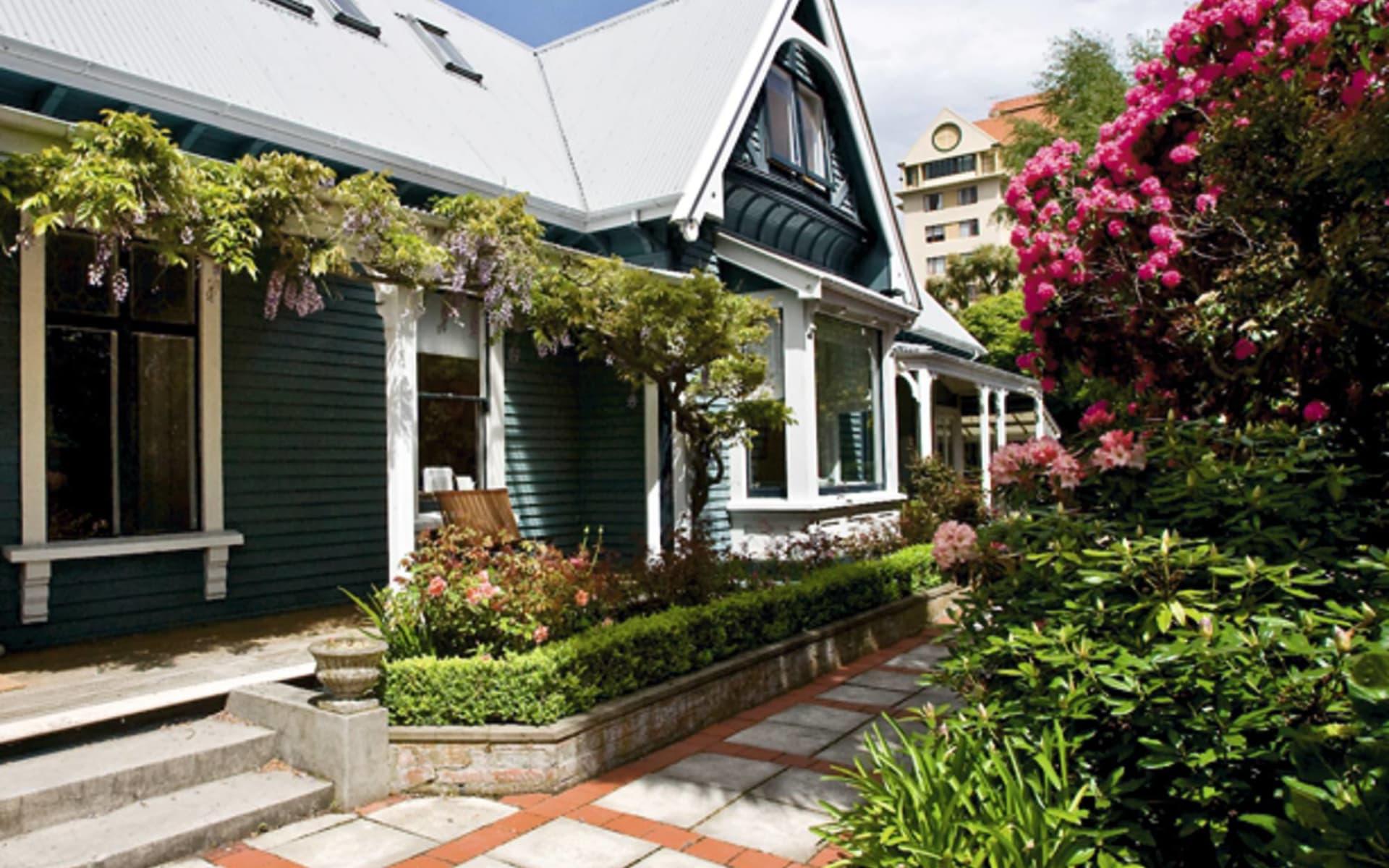 Orari B&B in Christchurch: Orari B&B - Hauptgebäude