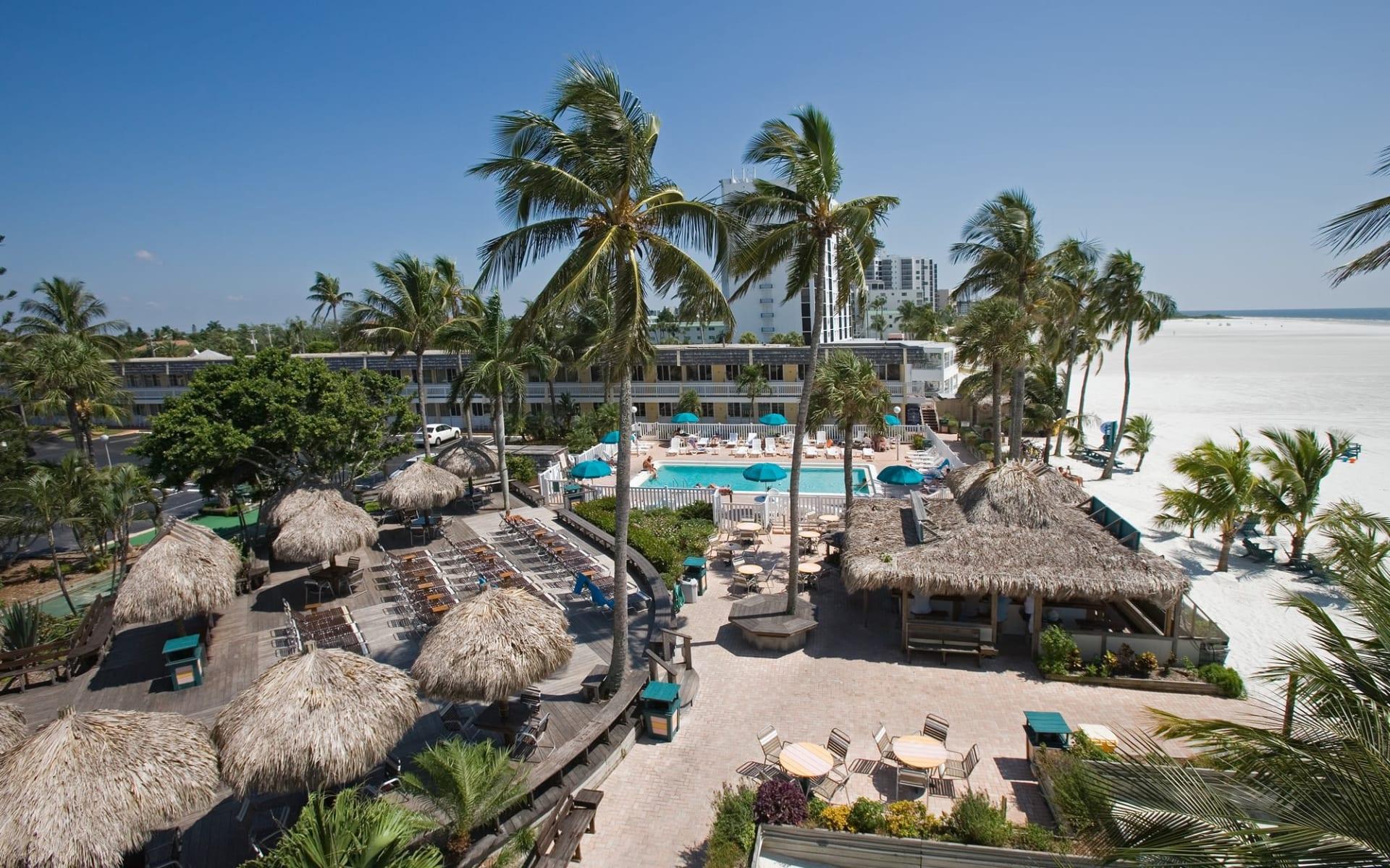 Outrigger Beach Resort in Fort Myers:  Outrigger Beach Resort - Aussenpool 3