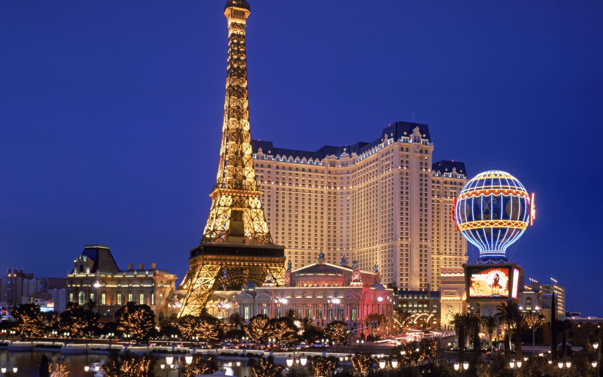 Paris Las Vegas: Exterior_Paris Vegas Hotel_Aussenansicht_ATI