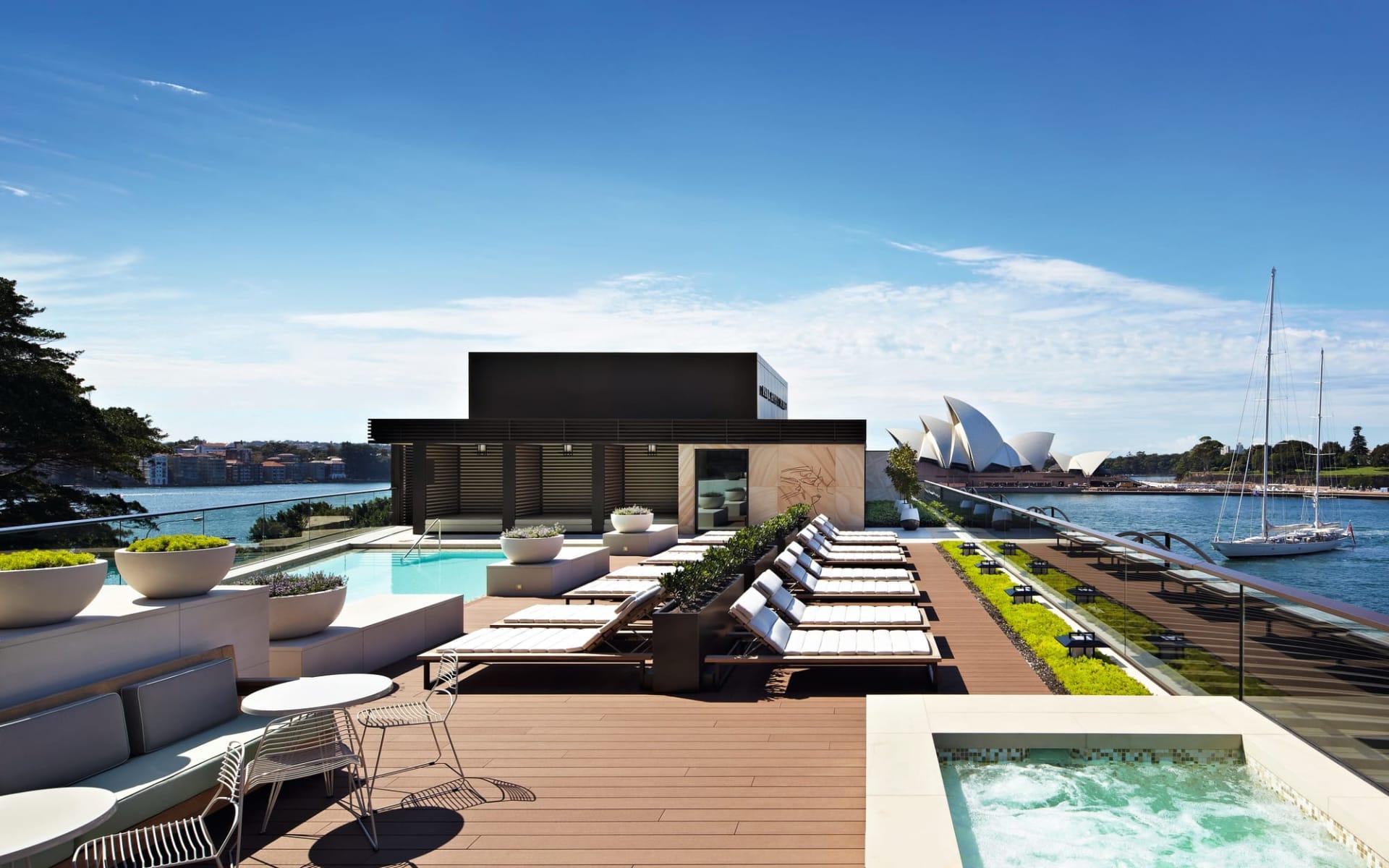 Park Hyatt Sydney:  Park Hyatt Roof