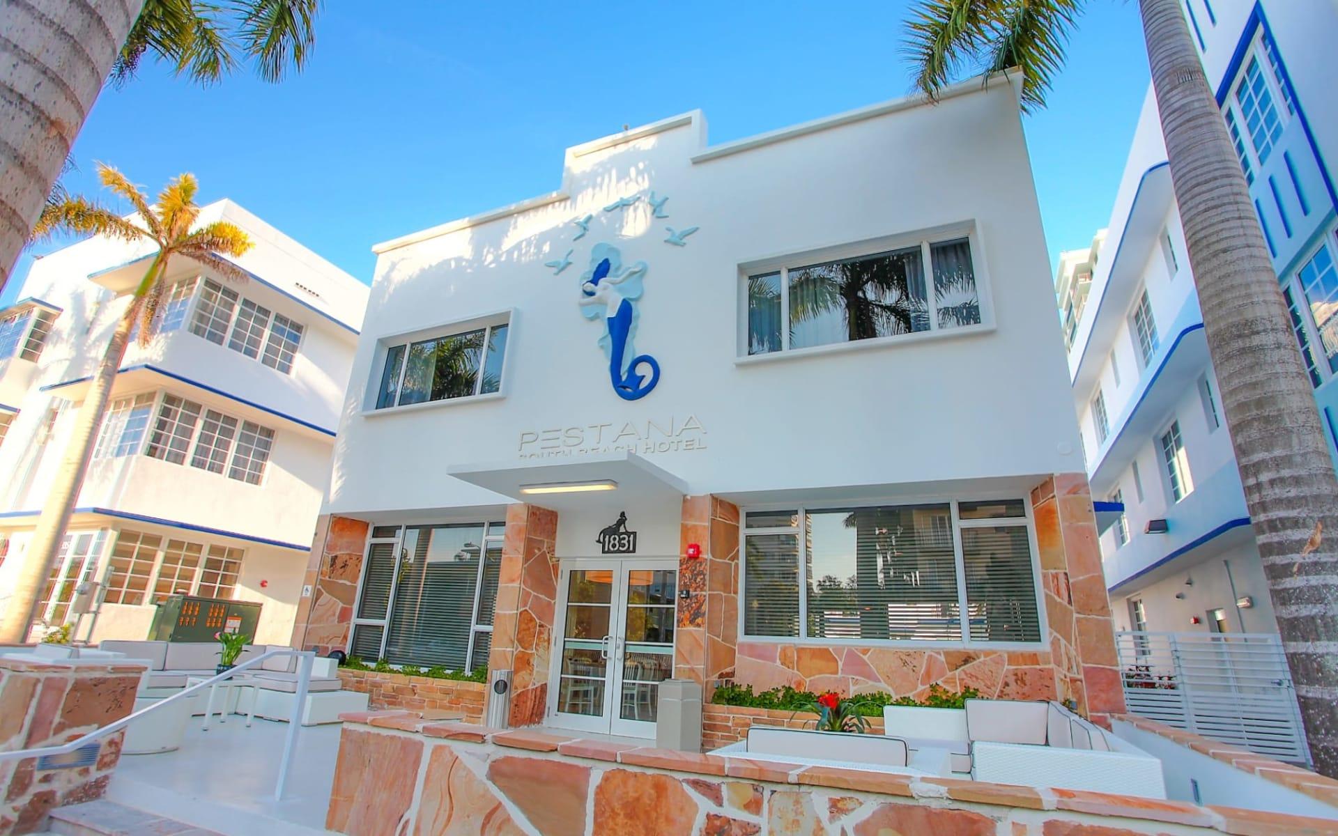 Pestana Hotel South Beach in Miami Beach: Aussenansicht
