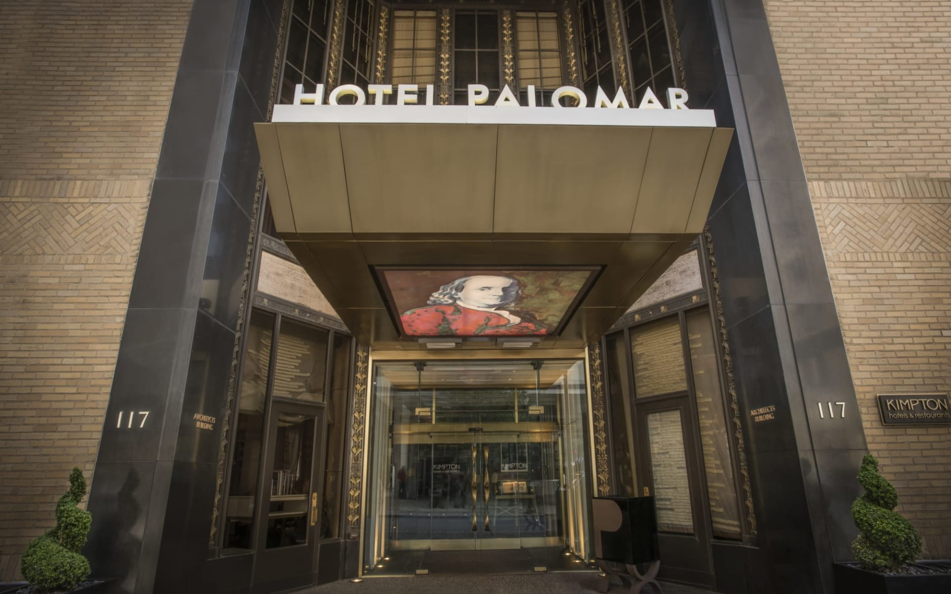 Hotel Palomar Philadelphia: php_ex_003