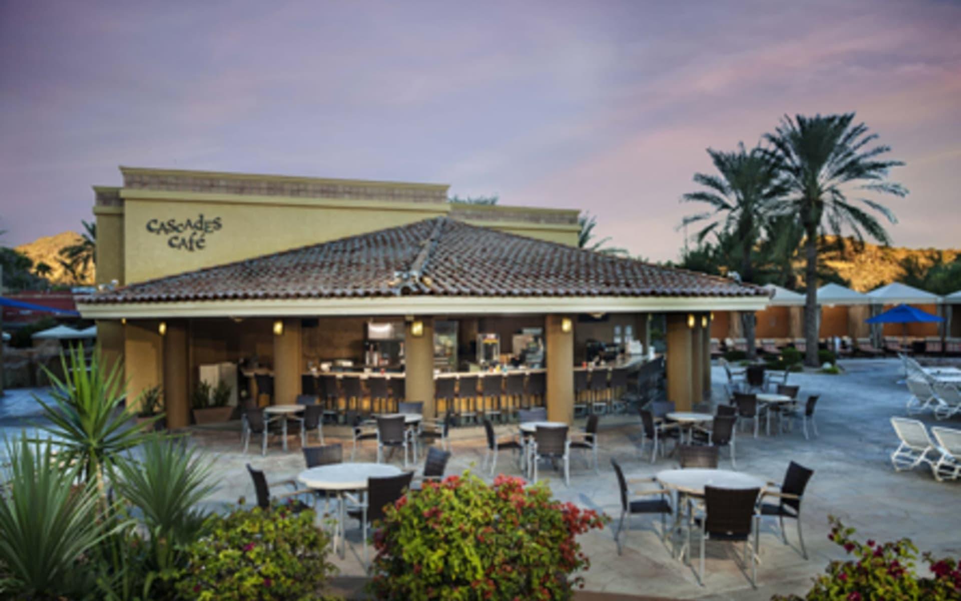 Pointe Hilton Tapatio Cliffs Resort in Phoenix:  Pointe Hilton Tapatio