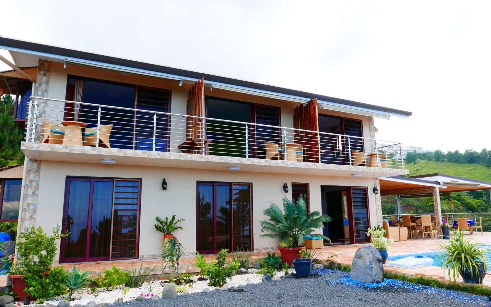 Tahiti Hills Lodge in Papeete:  PPT Hills Lodge (1)