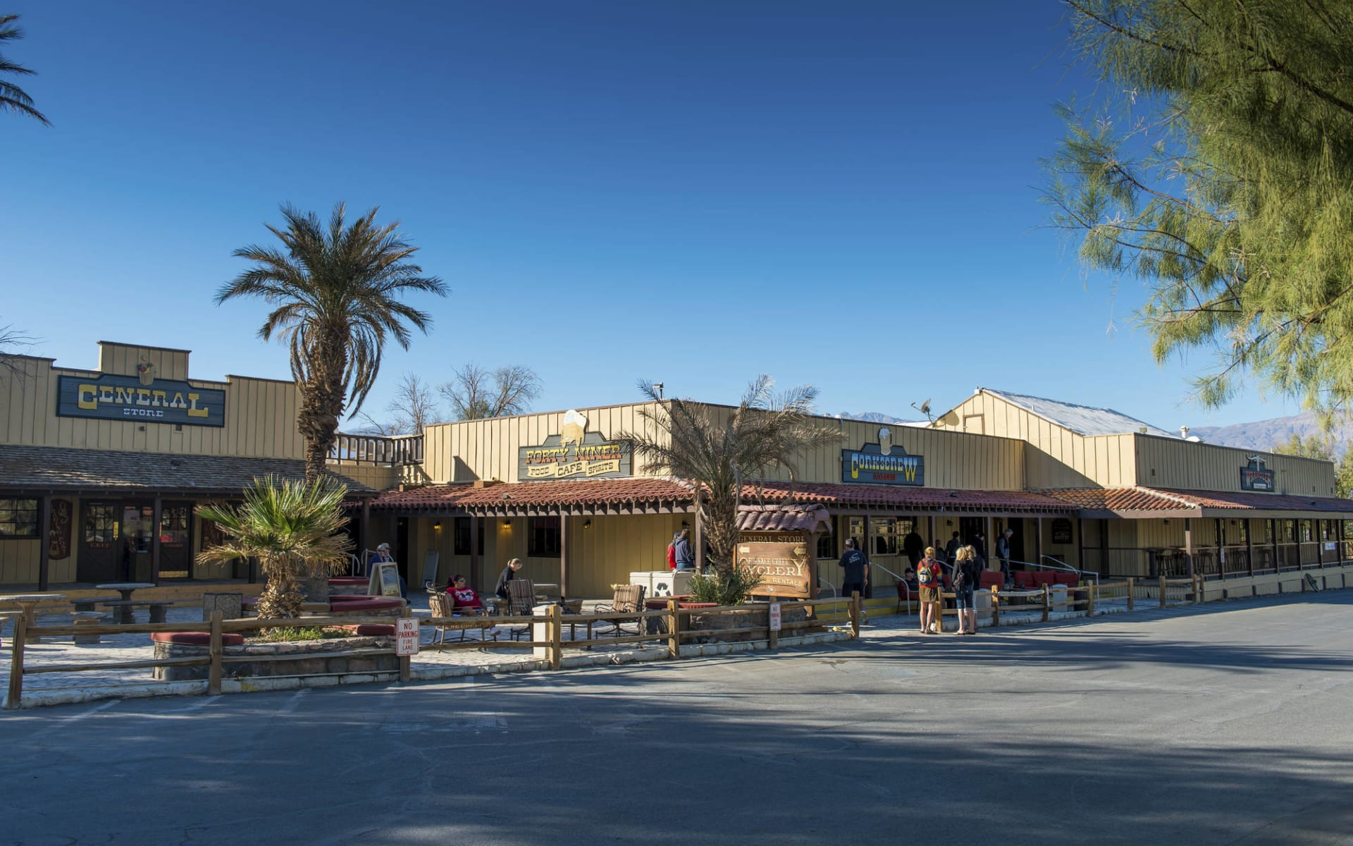 The Ranch at Death Valley: Exterior_Ranch at Death Valley_Aussenansicht_ATI