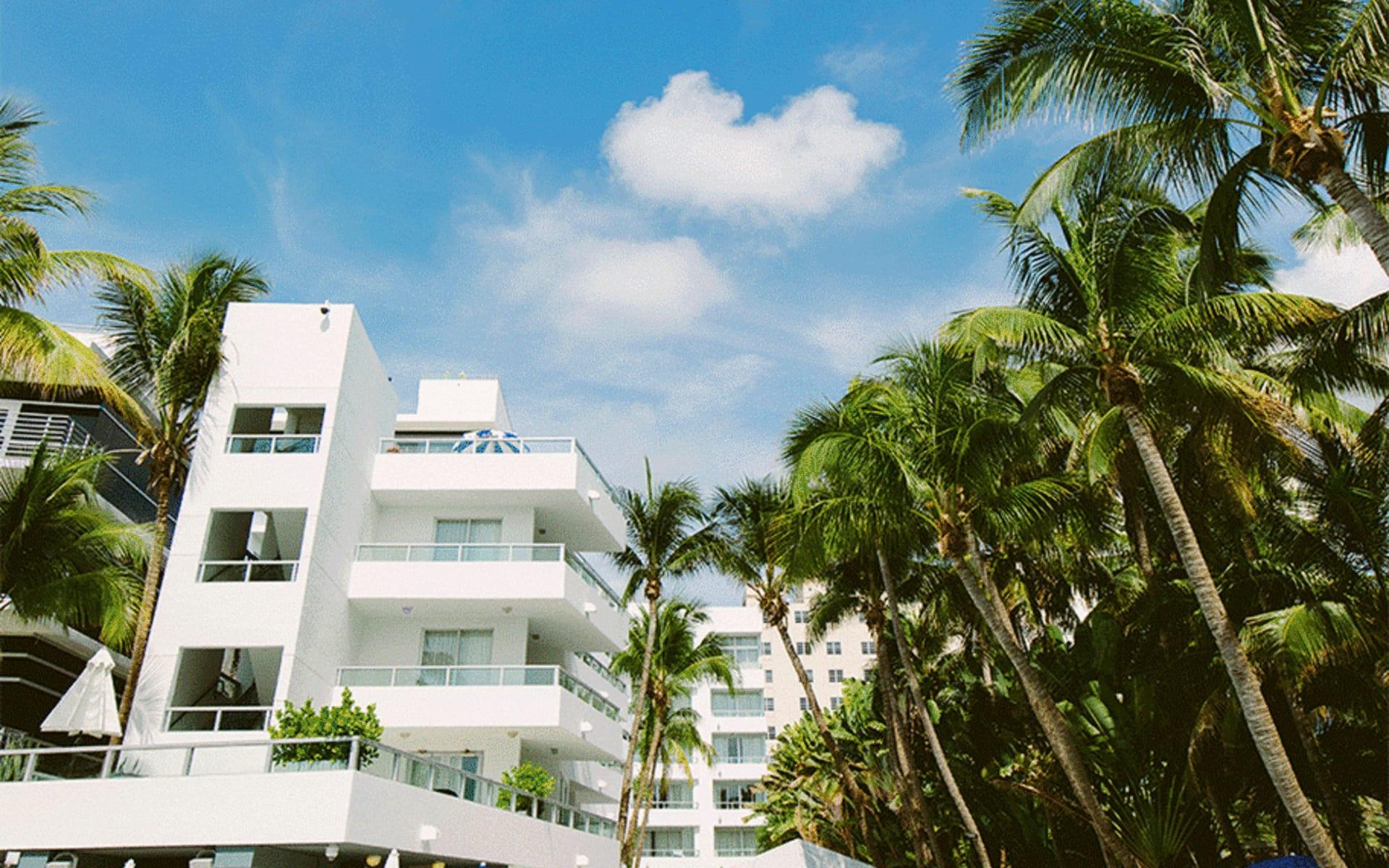 Sagamore in Miami Beach:  Sagamore - Aussenansicht