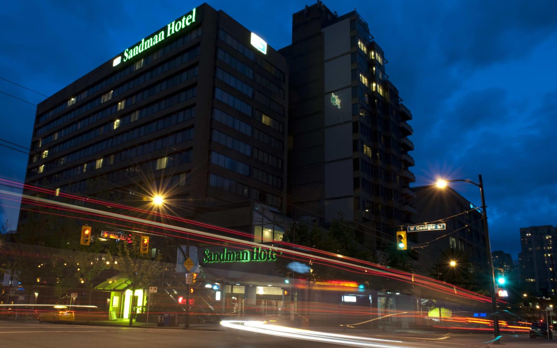 Sandman City Center in Vancouver: exterior_Sandman City Centre