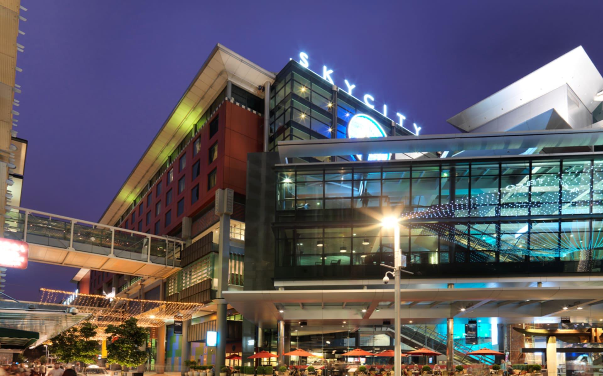 Skycity Hotel Auckland:  SKYCITY external medium res