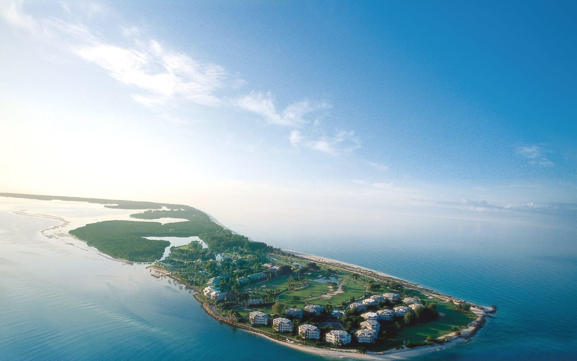 South Seas Island Resort in Captiva Island:  South_Seas_Island_Resort - Aerial