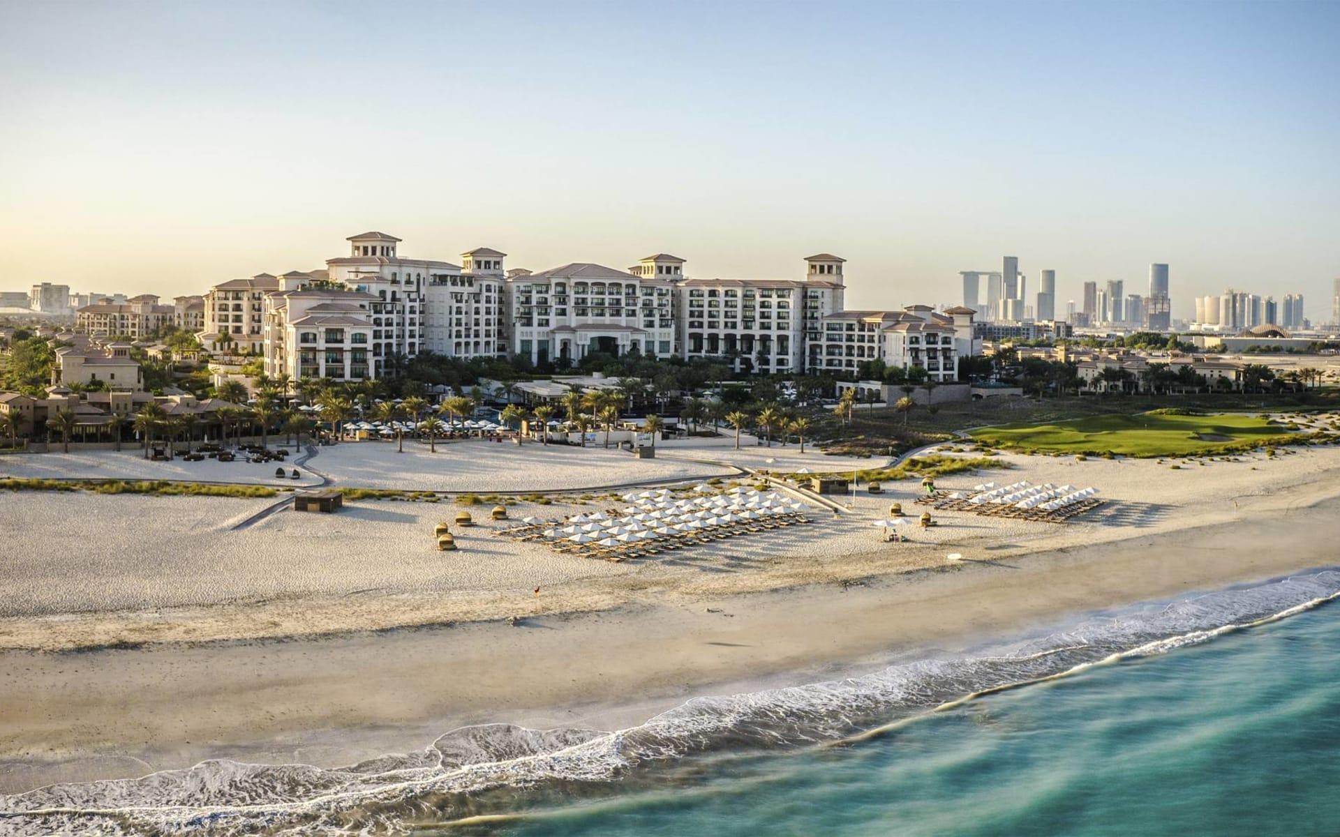 St. Regis Saadiyat Island Resort Abu Dhabi: St. Regis Saadiyat Island Resort Abu Dhabi - Aussenansicht