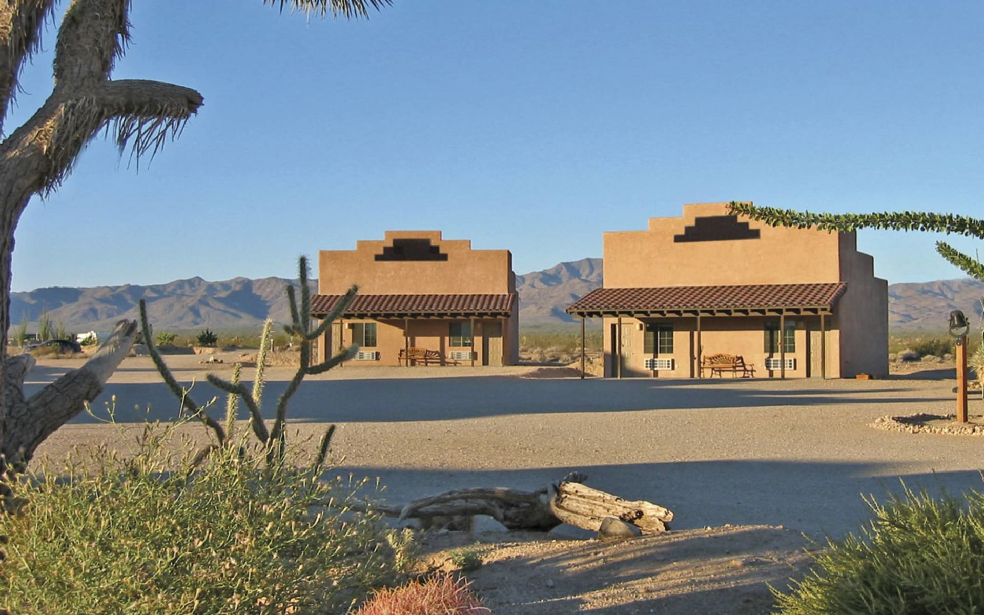 Stagecoach Trails Guest Ranch in Yucca: exterior stagecoach trails guest ranch yucca ranches kaktus