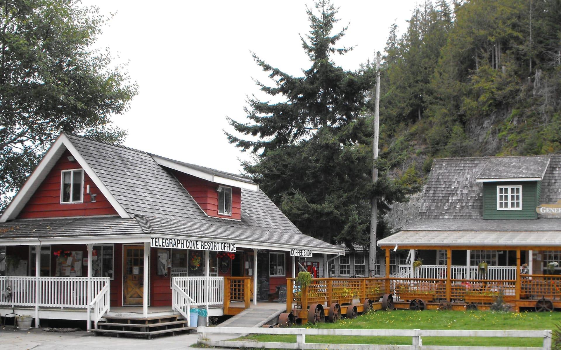 Telegraph Cove Resort:  Telegraph Cove Resort