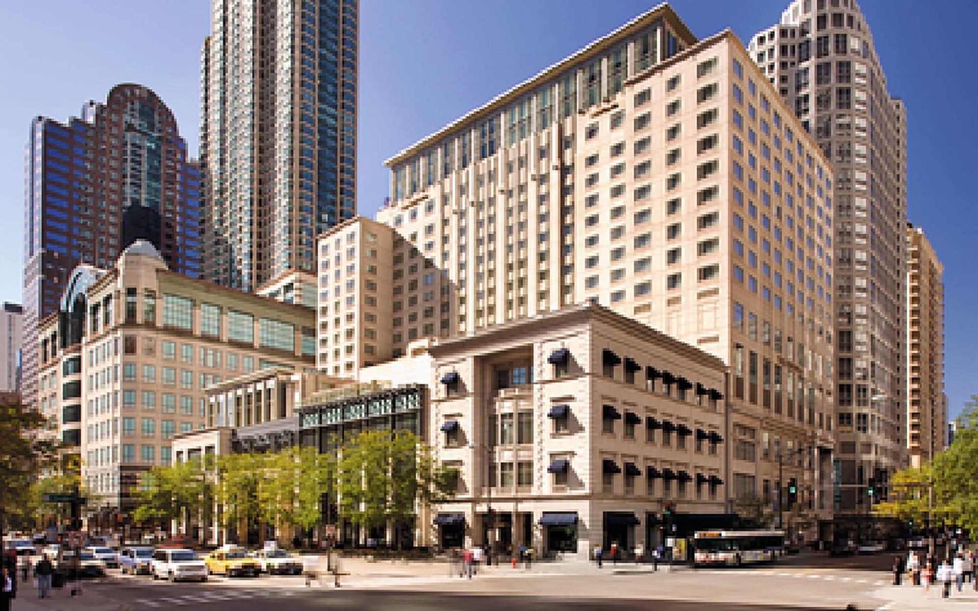 The Peninsula Chicago:  The Peninsula Chicago - Hotelansicht