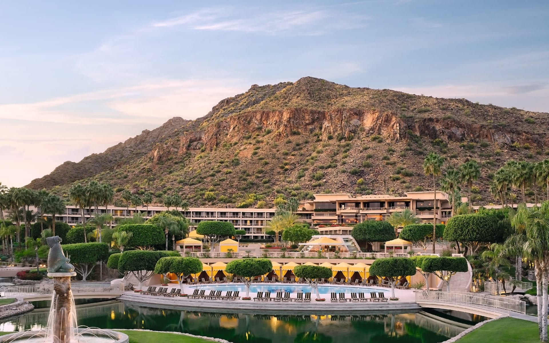The Phoenician in Scottsdale: The Phoenician - Aussenansicht