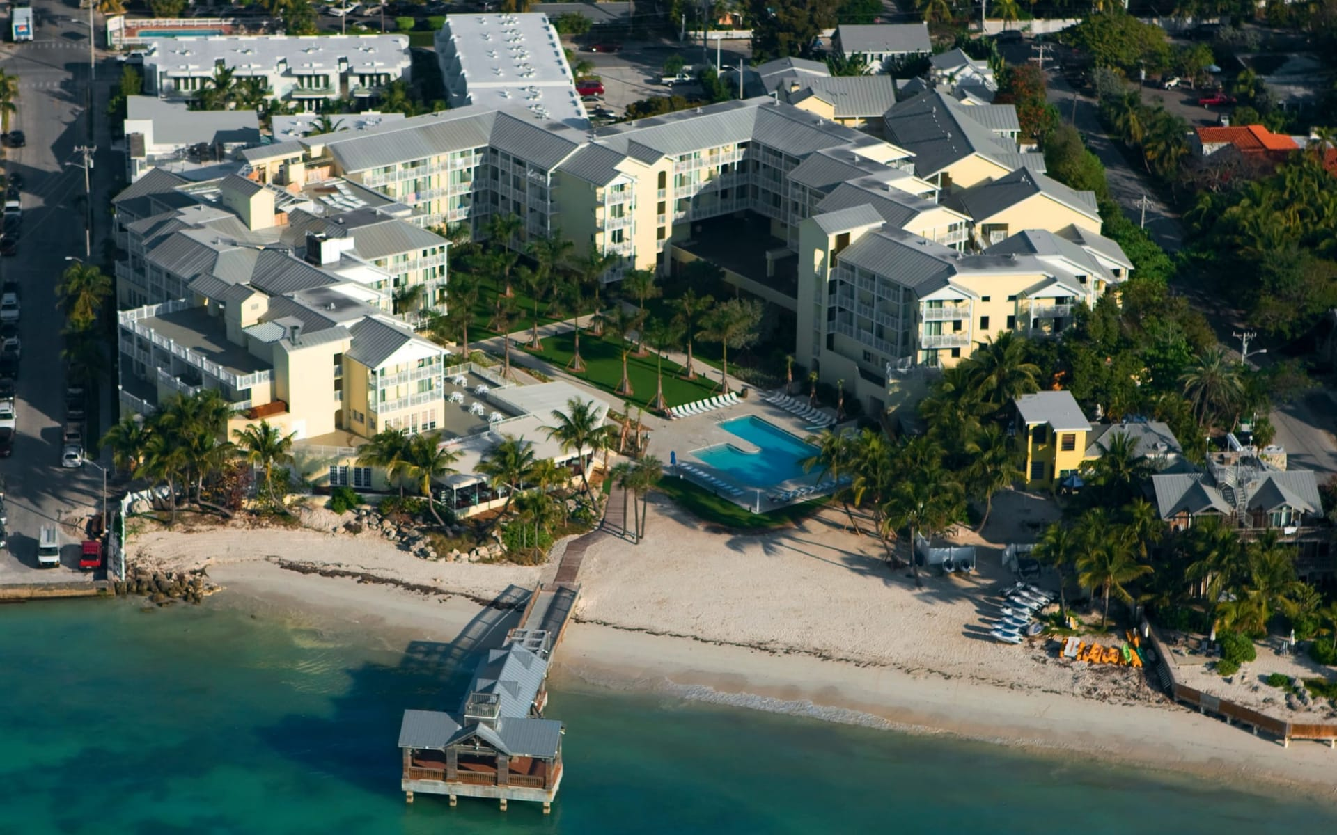 The Reach Key West, Curio Collection by Hilton: exterior the reach resort key west hotelansicht