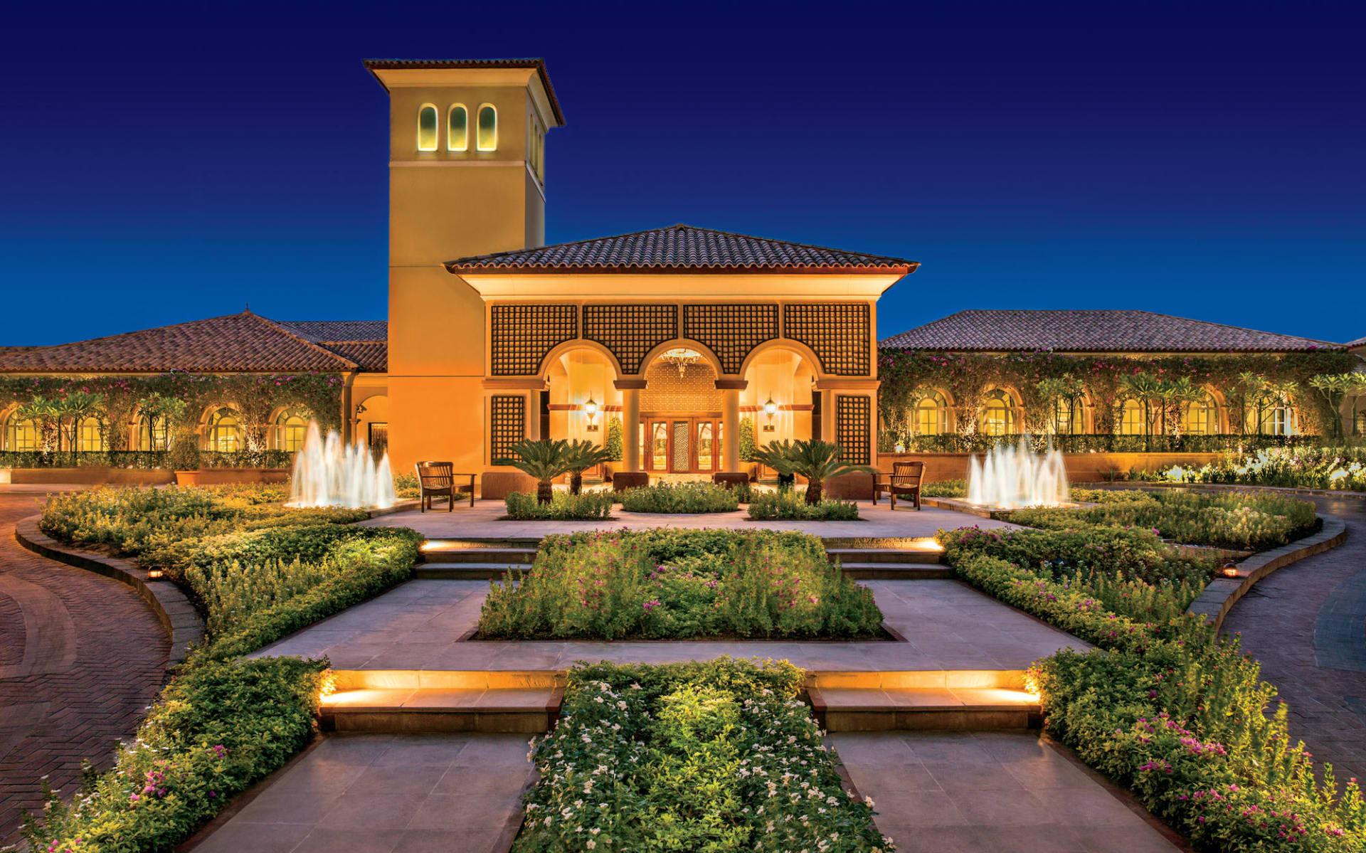 The Ritz Carlton Dubai: The Ritz Carlton Dubai - Dubai Main Entrance